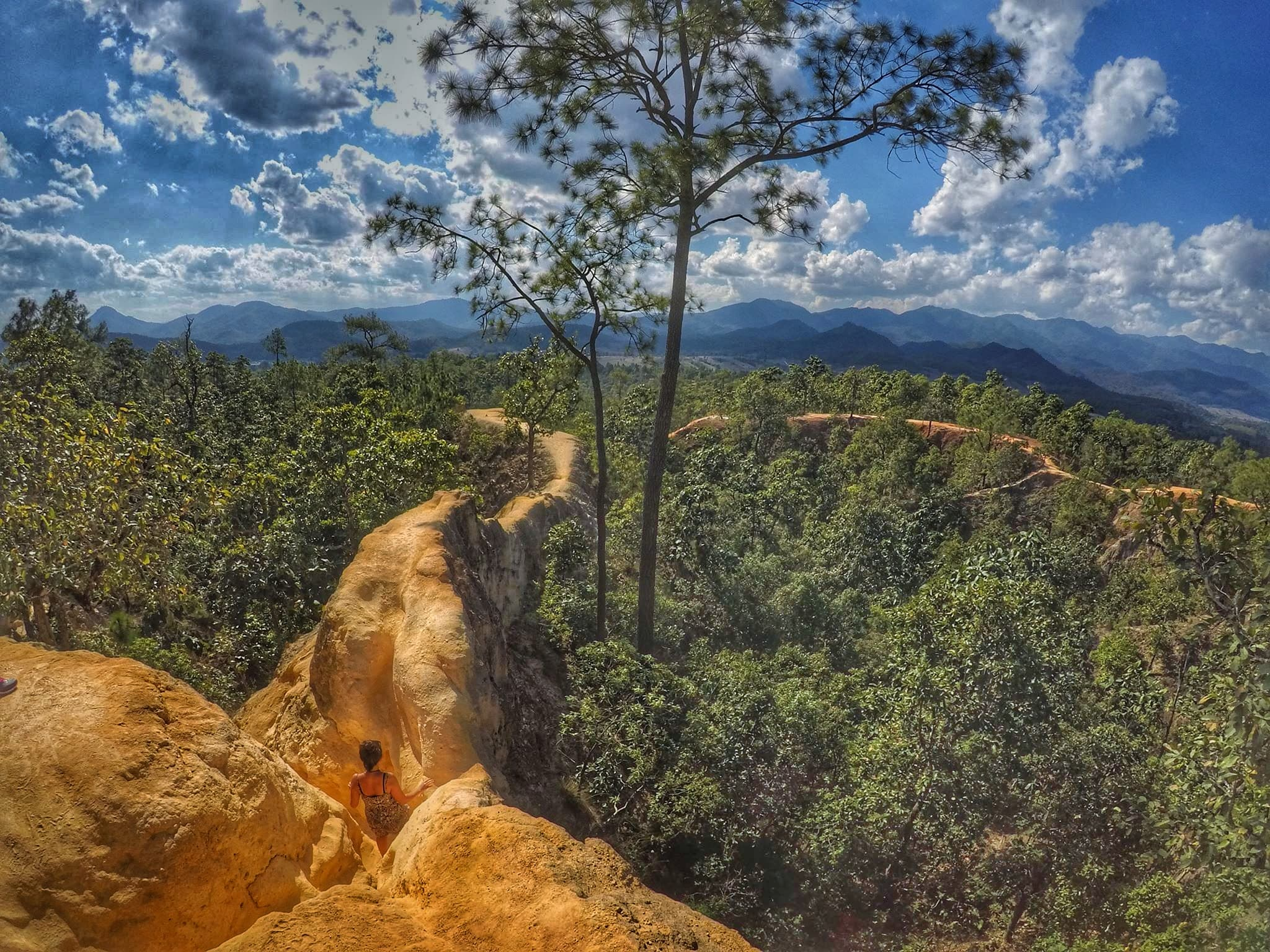 planning a trip to Thailand - Pai Canyon