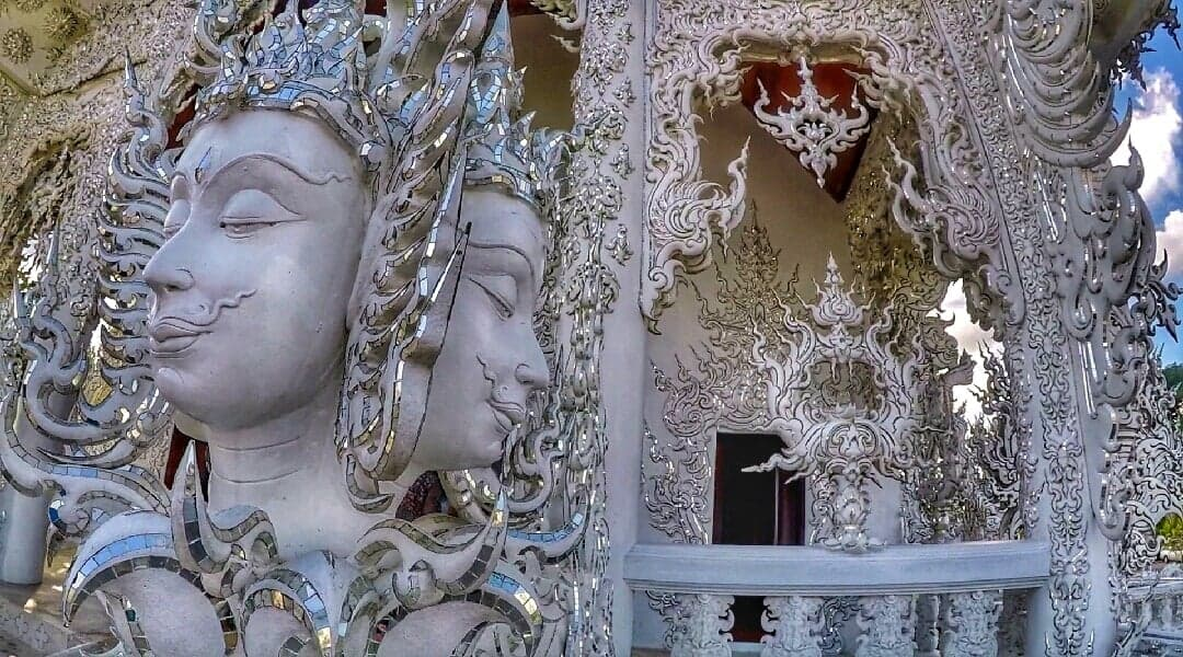 planning a trip to Thailand - White Temple Chiang Rai