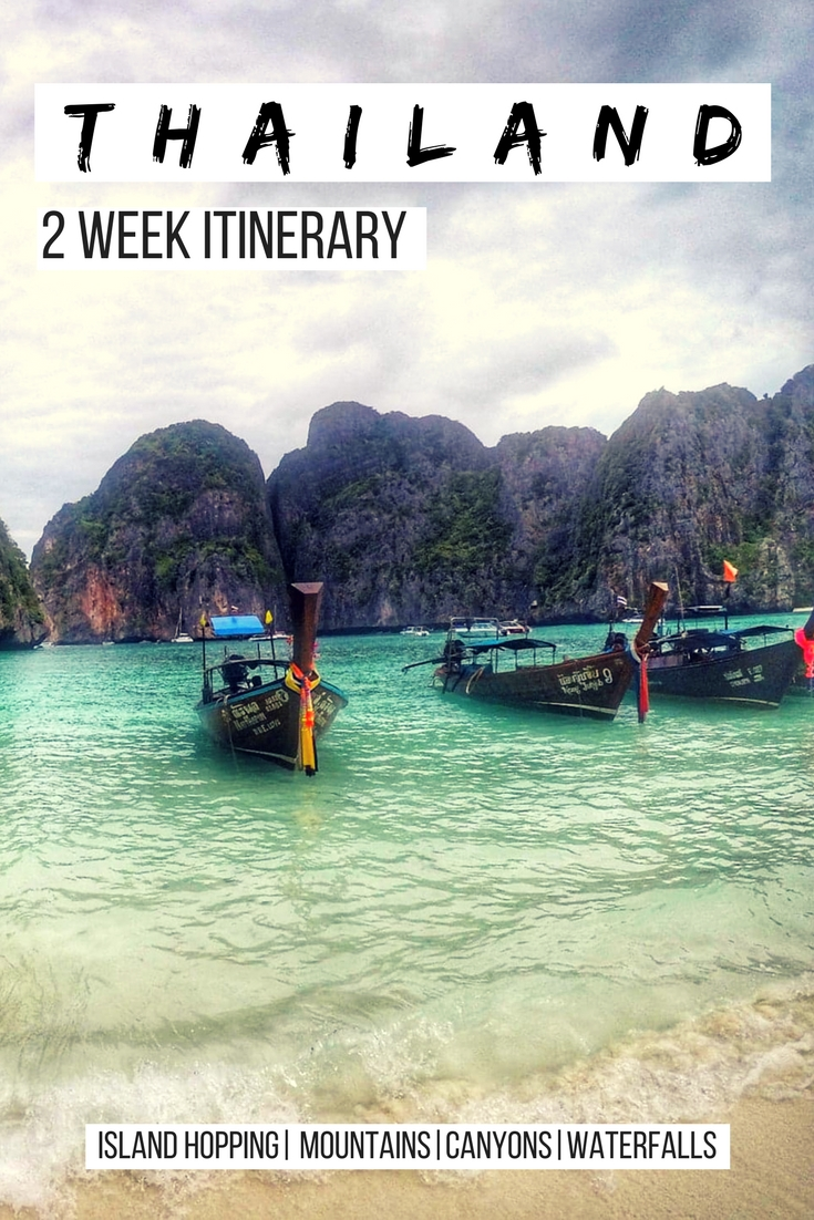 Things to do in 2 weeks in Thailand - snorkeling