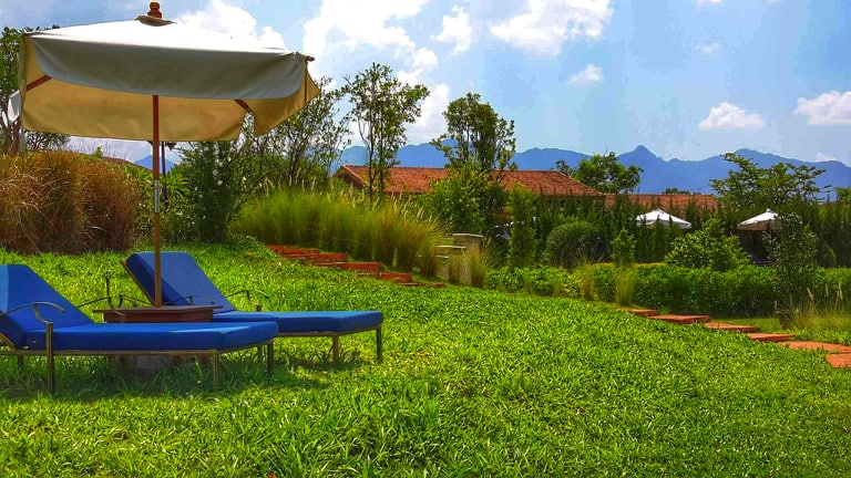 coolest places to stay in Thailand - Reverie Siam Pai