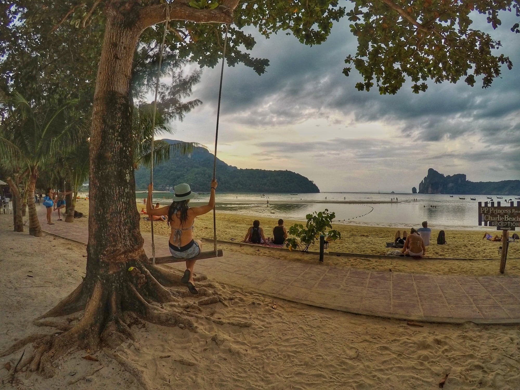 coolest places to stay in Thailand - Where to stay in Koh Phi Phi