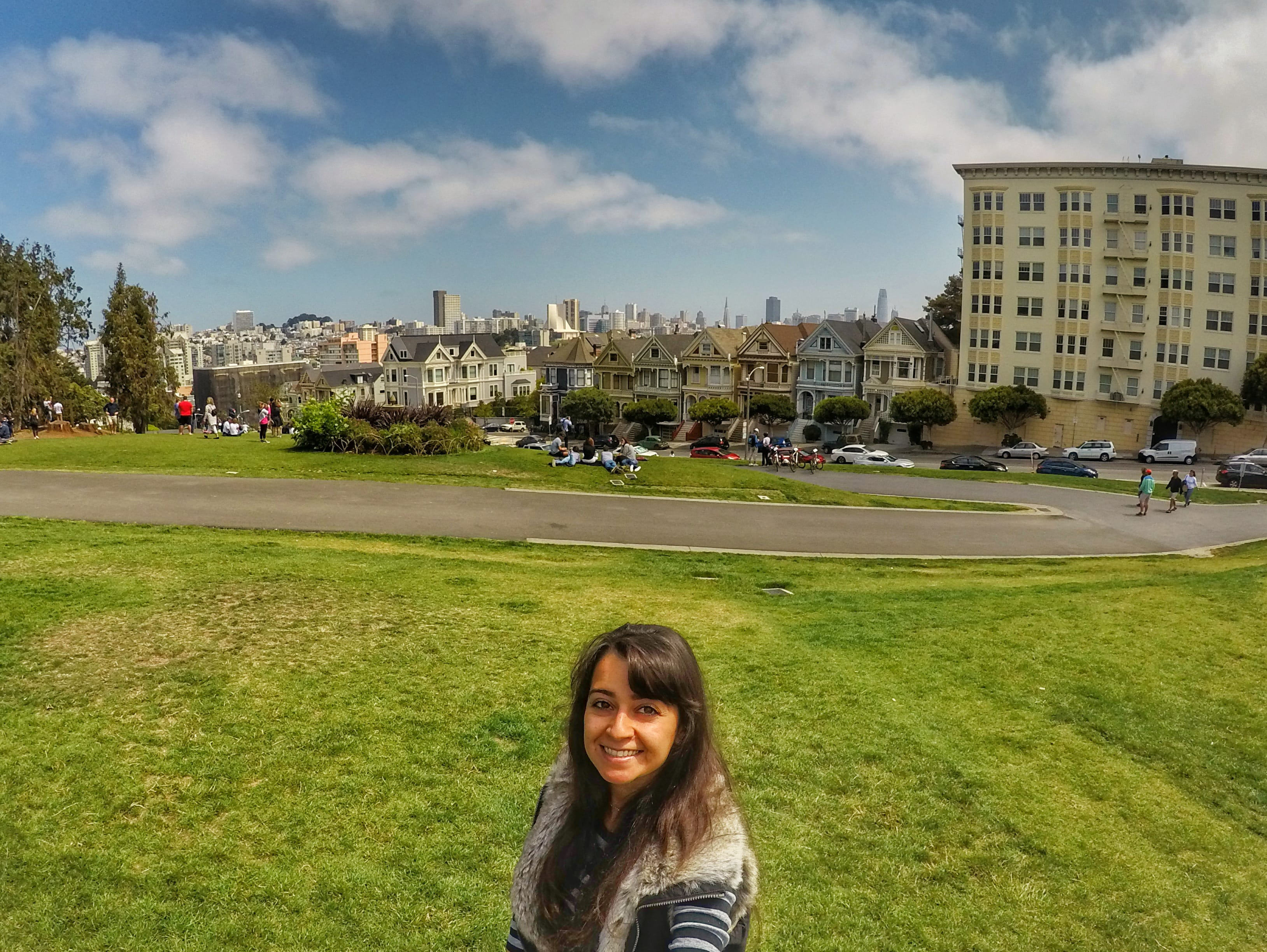 what to do in San Francisco in one day - Painted Ladies Victorian Houses