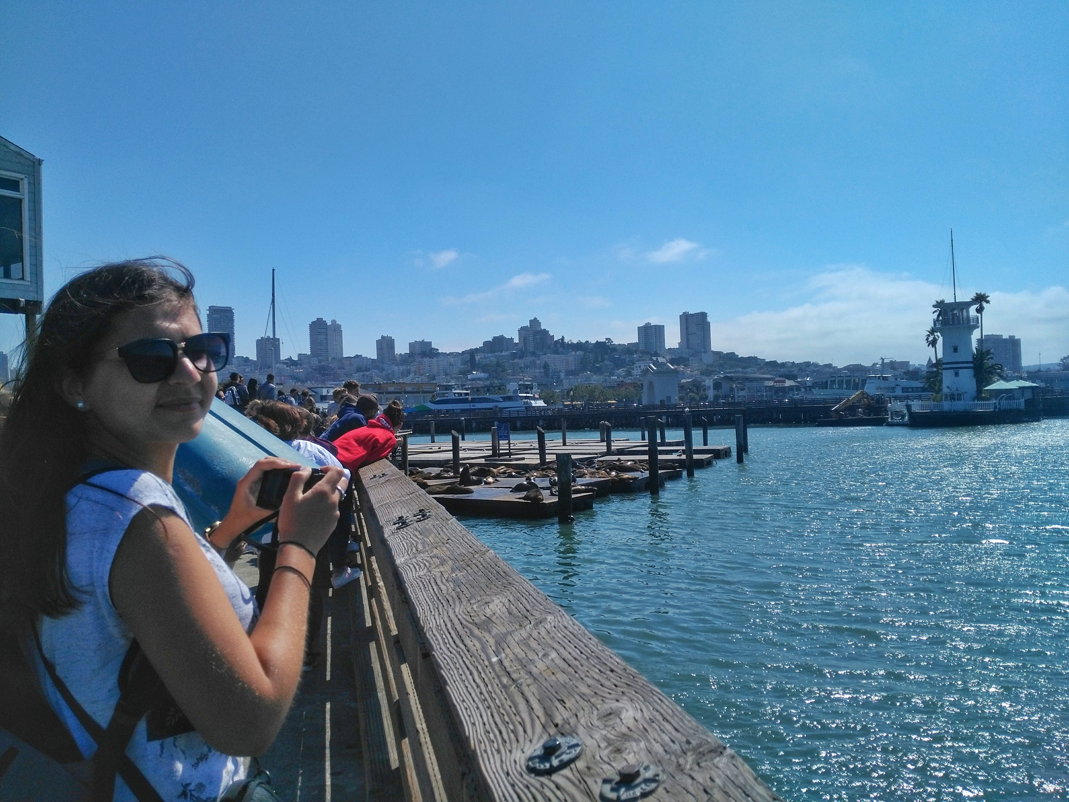 what to see in San Francisco in one day - Pier 39 and Fishermans Warf