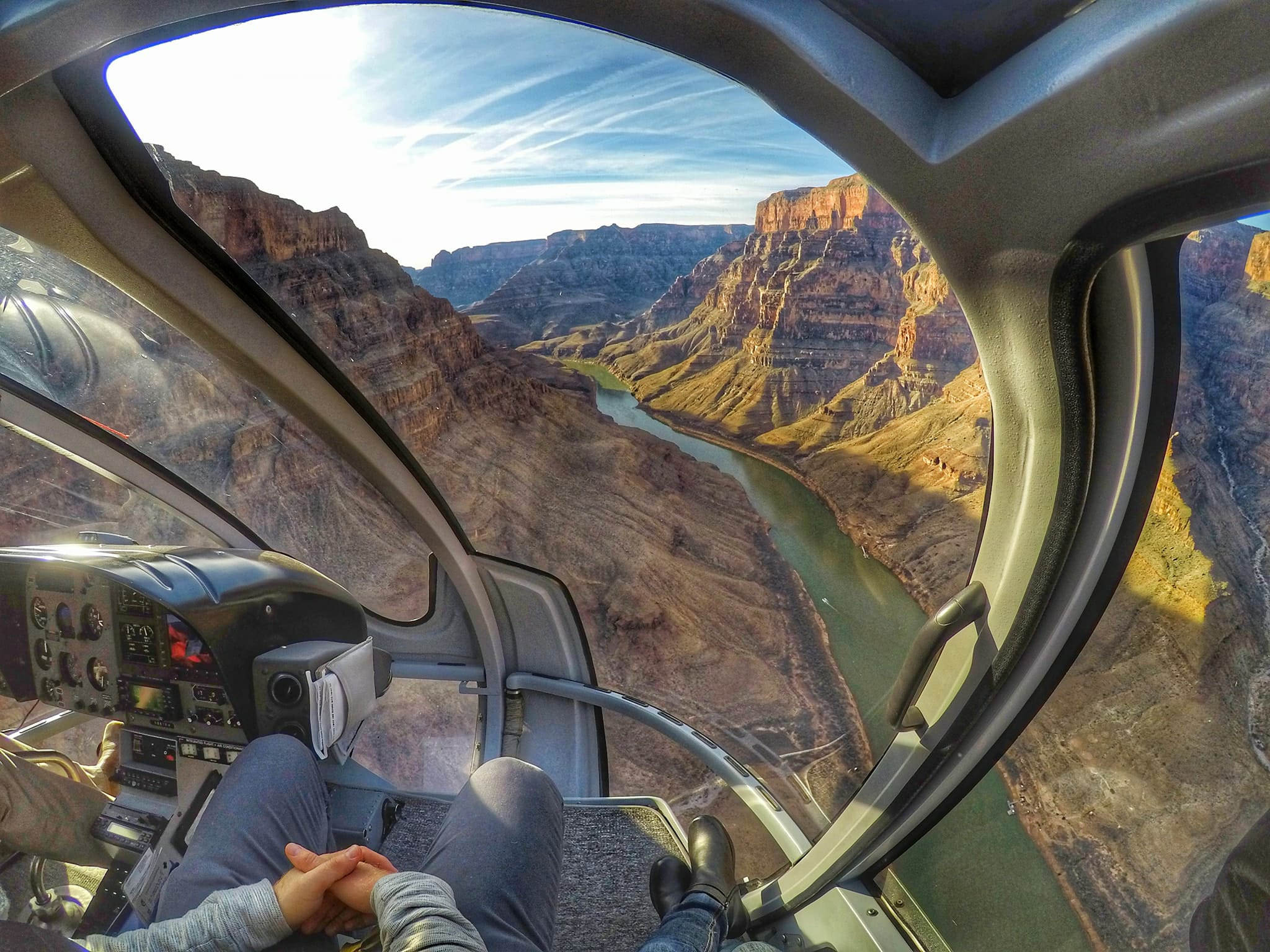 fun things to do in Las Vegas for couples - Grand Canyon Helicopter Tour