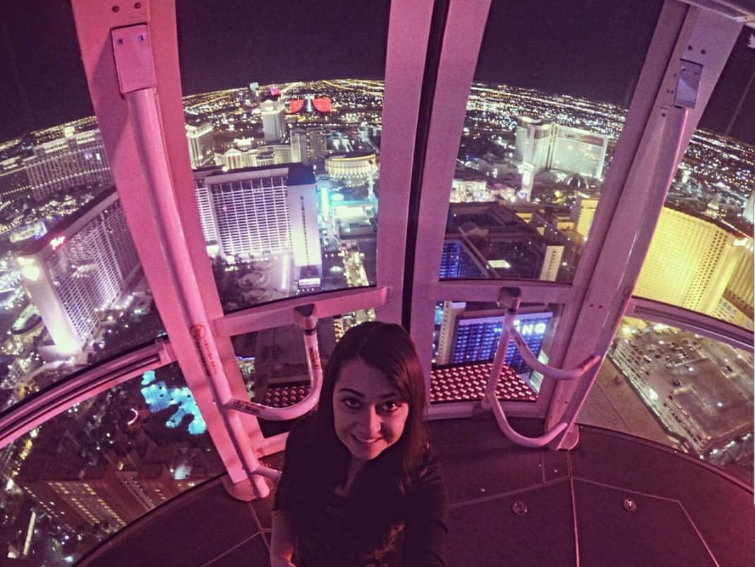 fun things to do in Las Vegas for couples - High Roller Observation Wheel