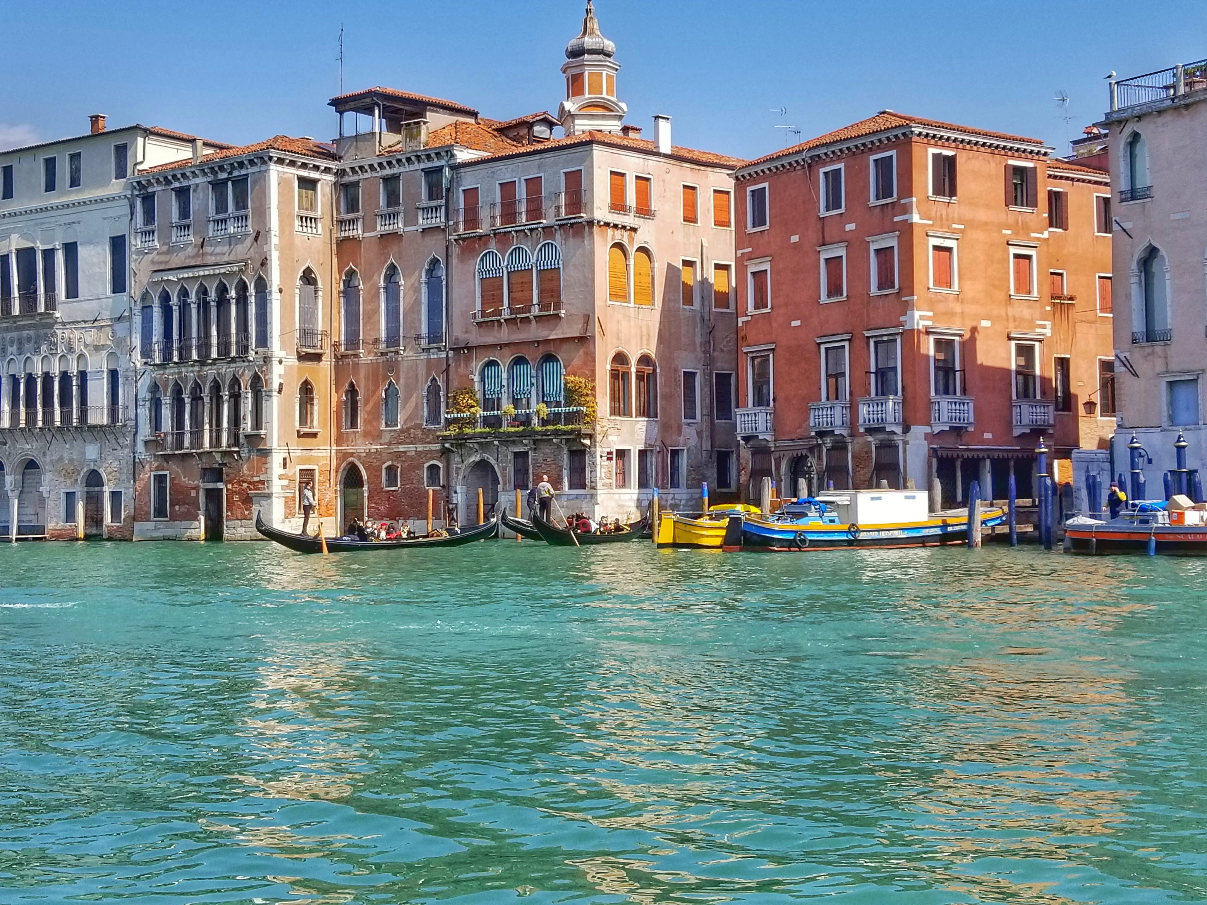 10 Day Italy Itinerary - Venice Gand Canal