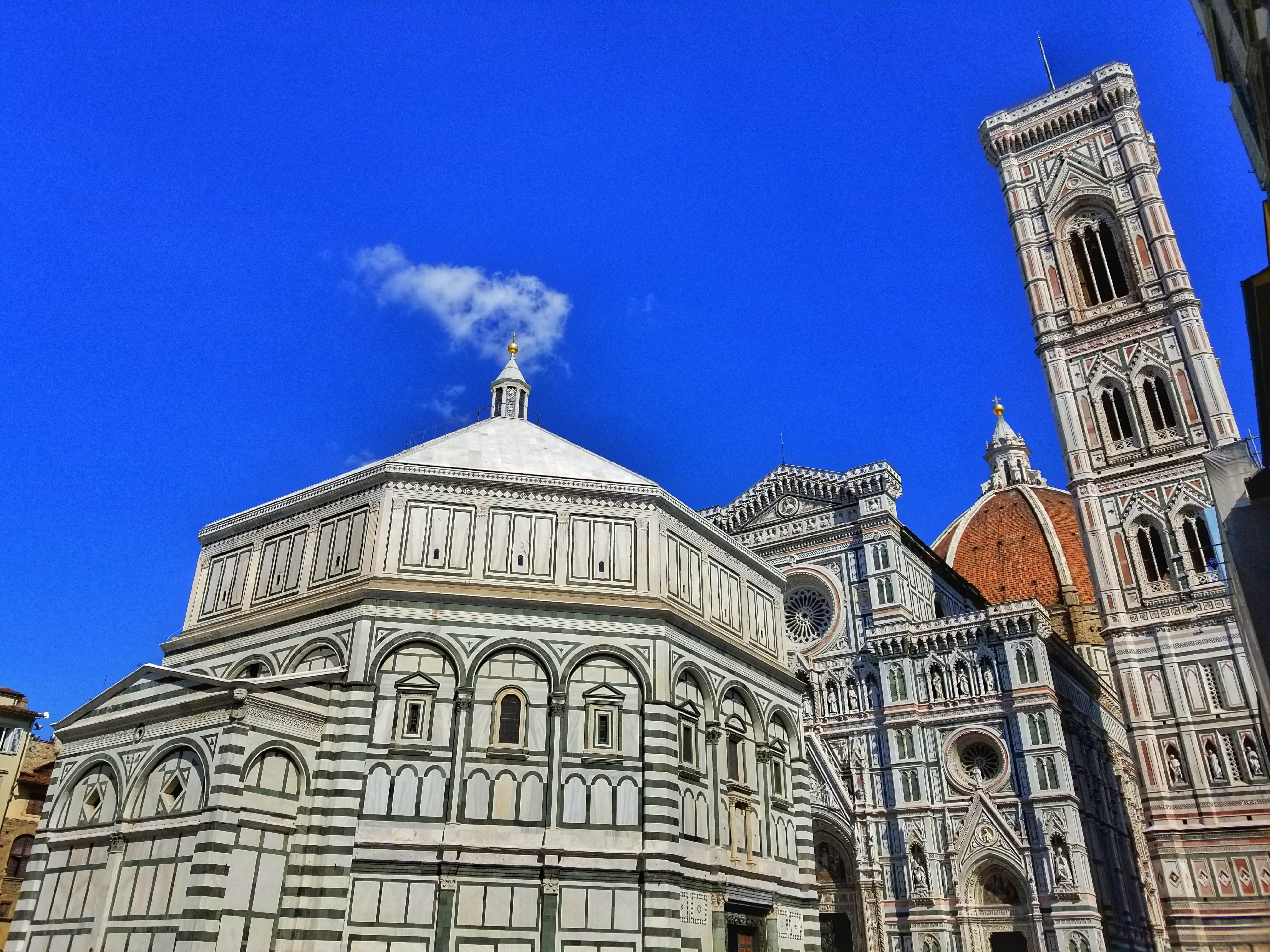 Italy 10 Day Itinerary - Florence Cathedral in Piazza del Duomo