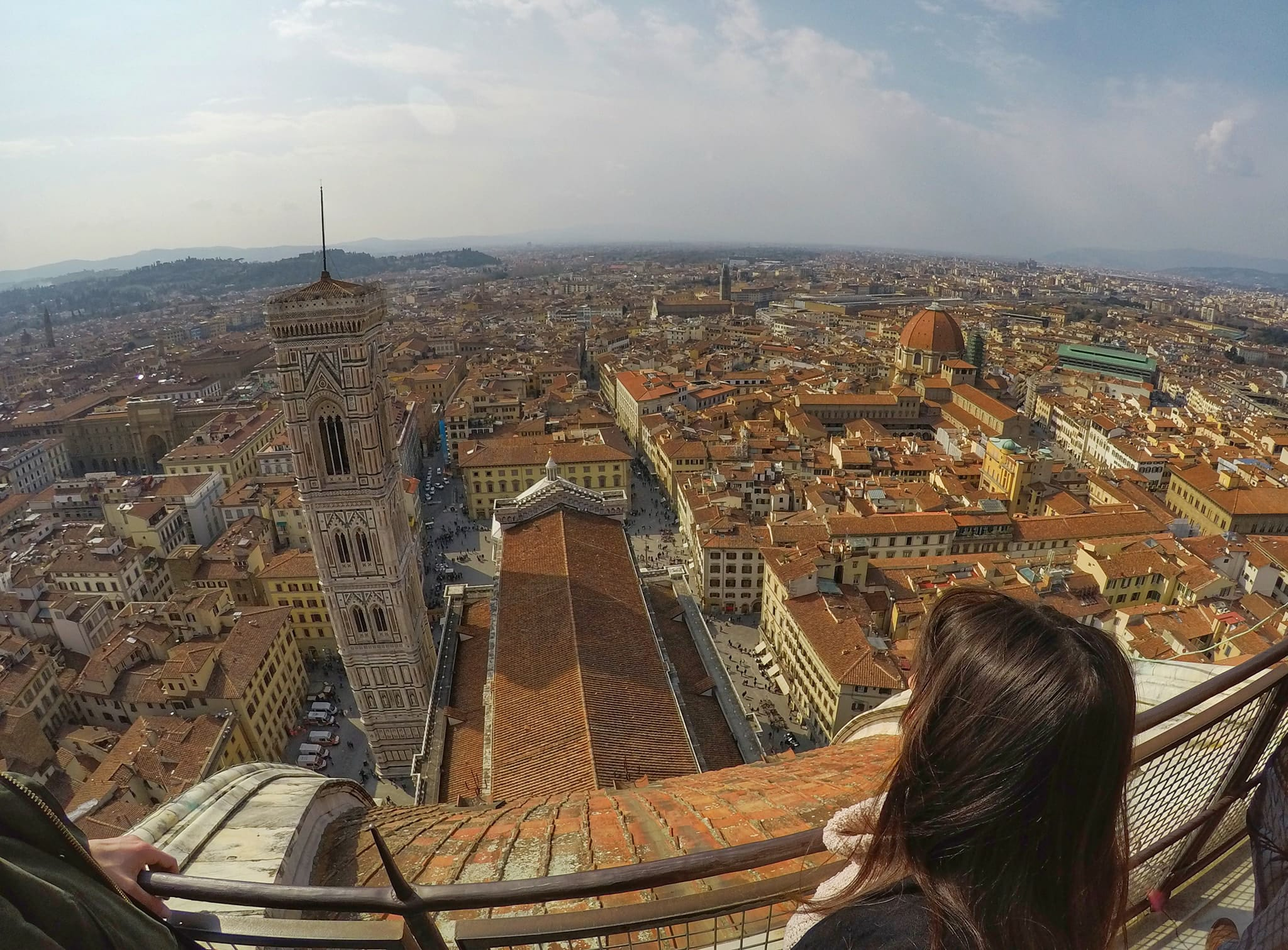 Italy 10 day Itinerary - View of Florence