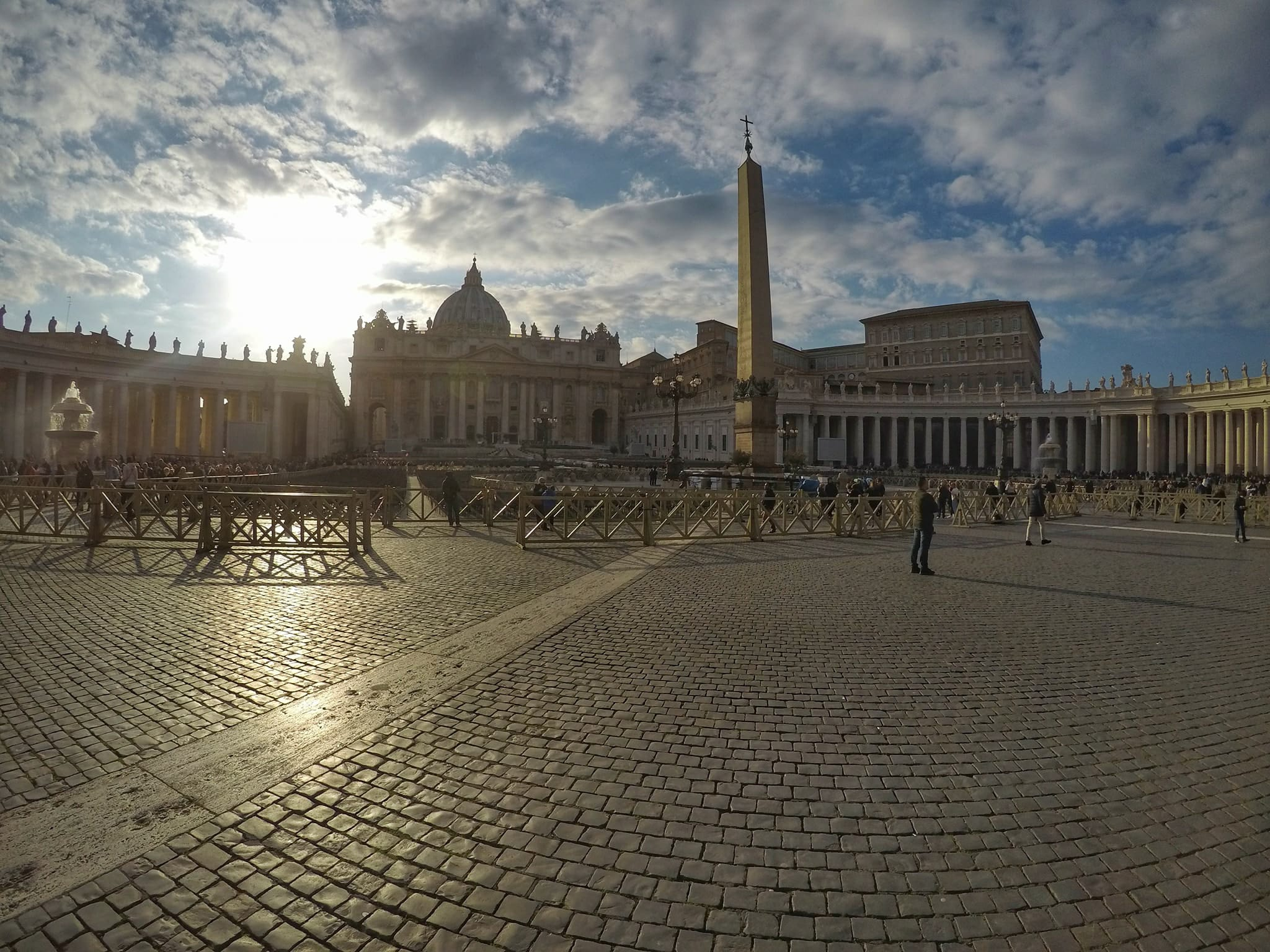 Places to visit in Rome Italy in 4 days - St. Peter's Basilica and Square