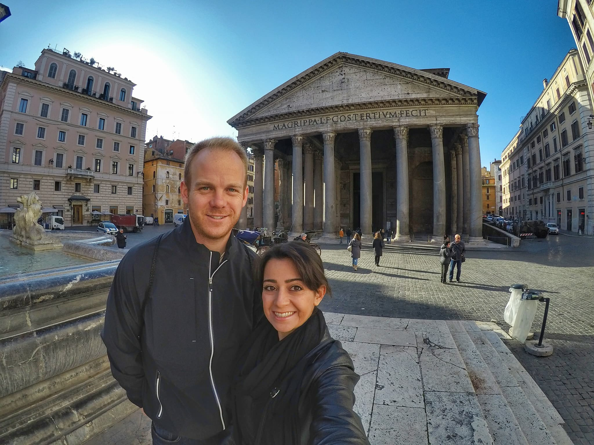 Visit Rome In 4 Days - Pantheon