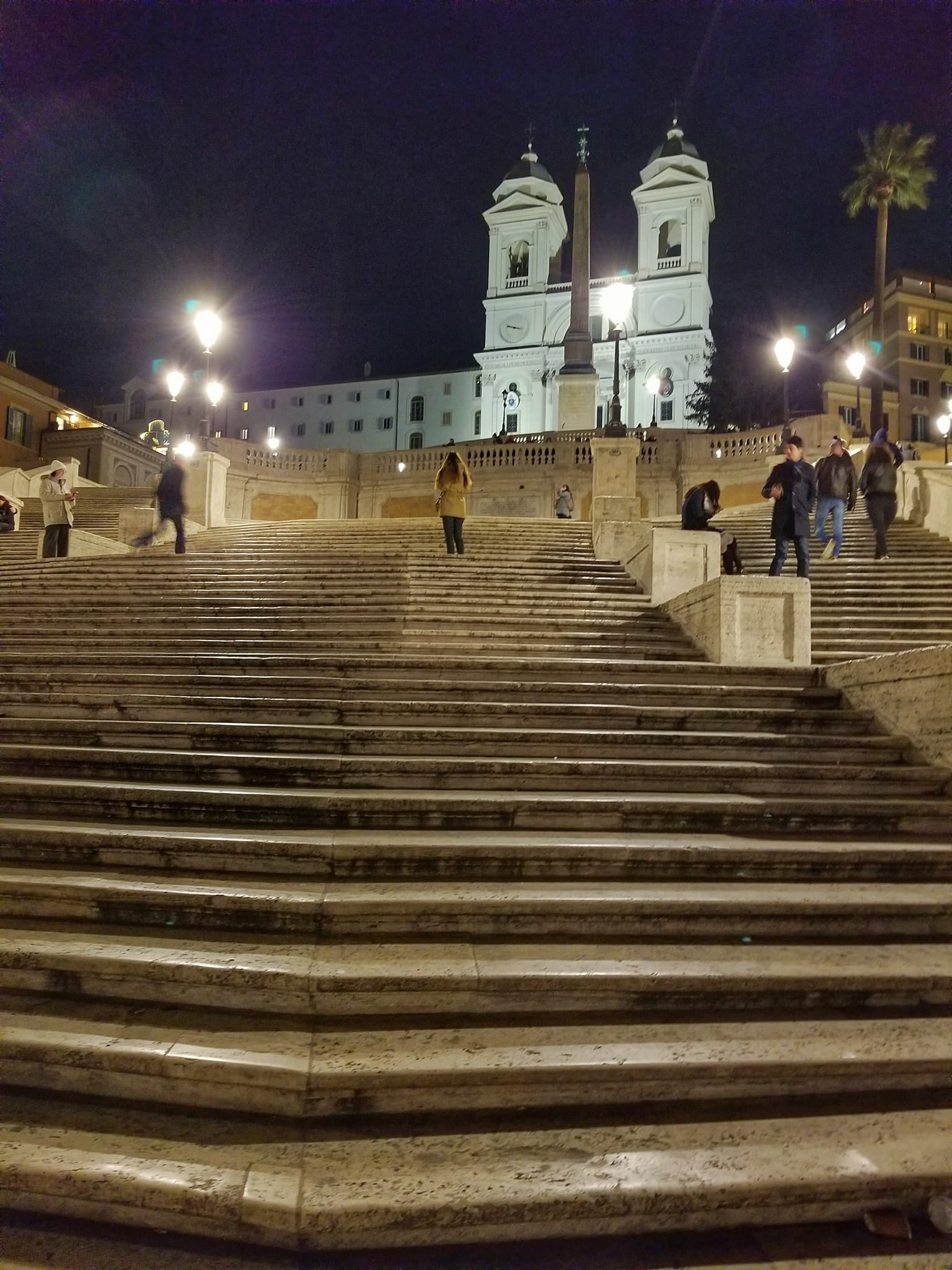 Visit Rome In 4 Days - Spanish Steps