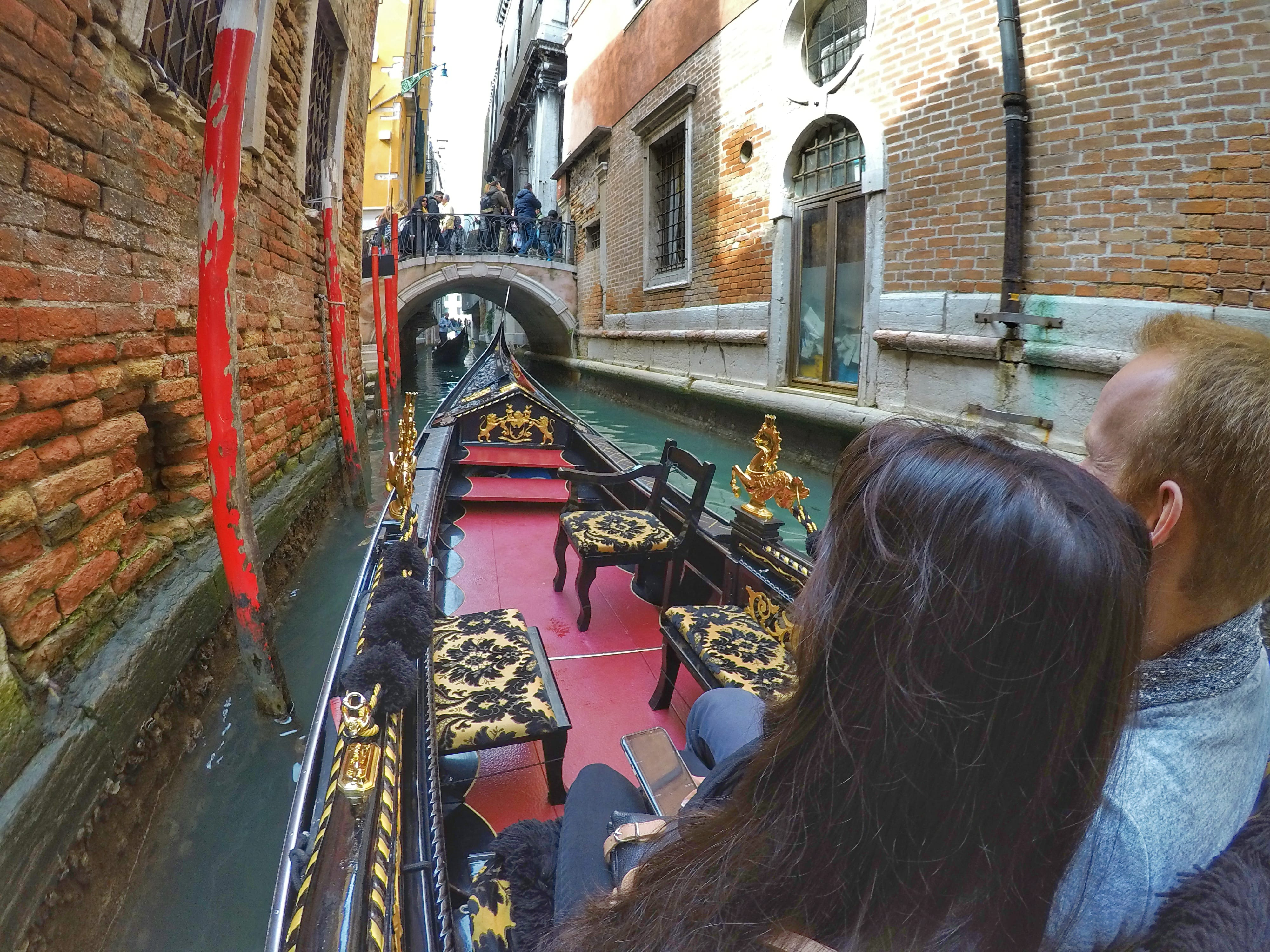 What To See in Italy in 10 days - Gondola Ride Venice