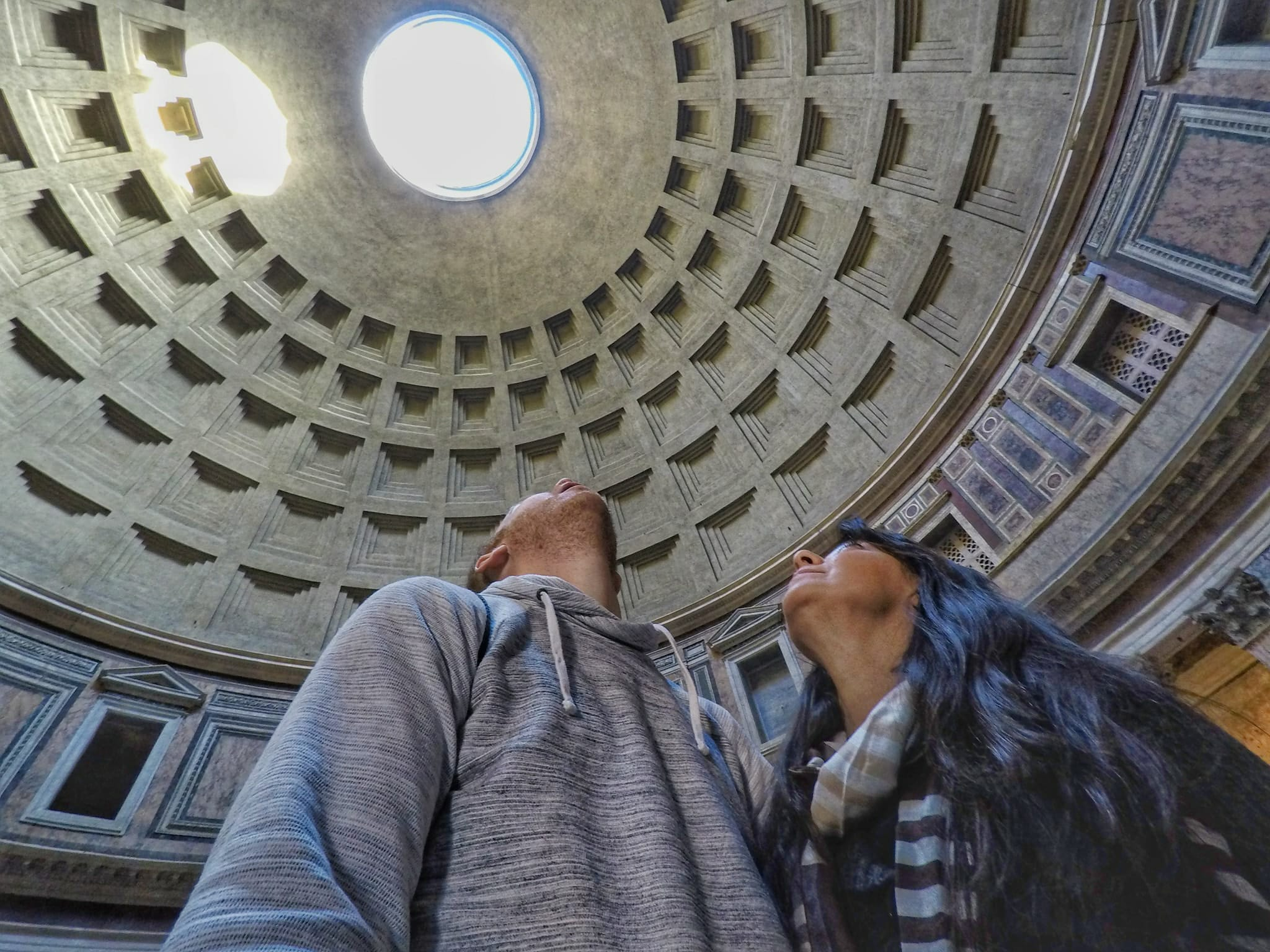 What To See in Rome - Pantheon Interior