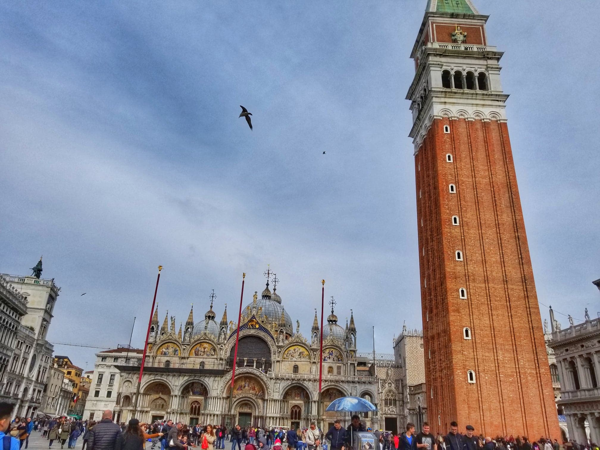 Venice Itinerary 2 days - Pizza San Marco