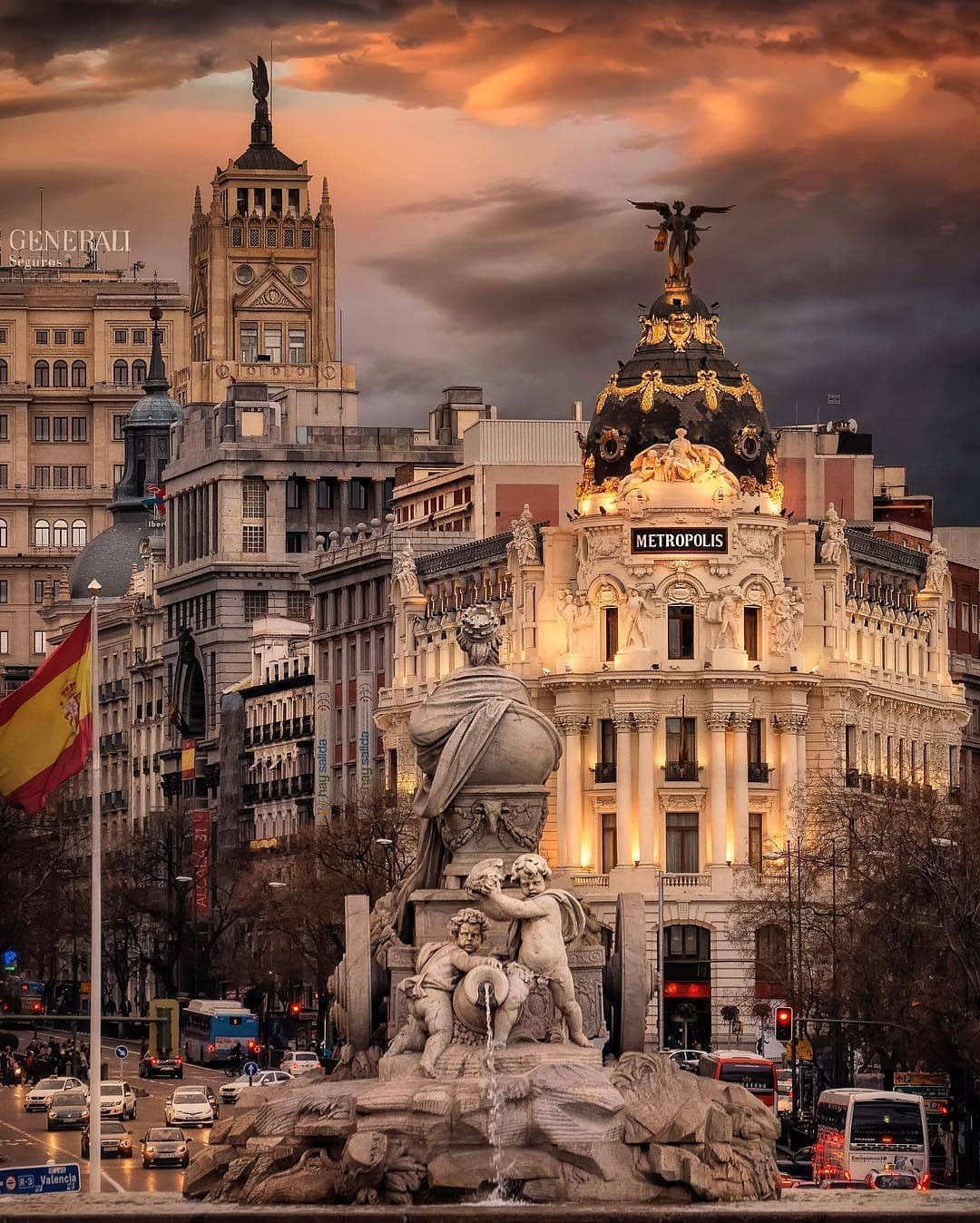 most beautiful places in Spain - Madrid