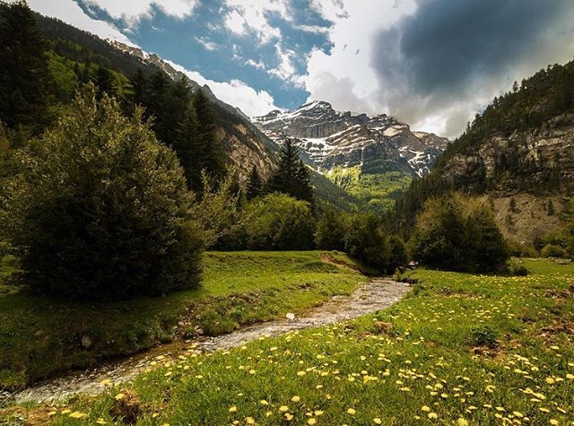 prettiest places in Spain - Ordesa y Monte Perdido
