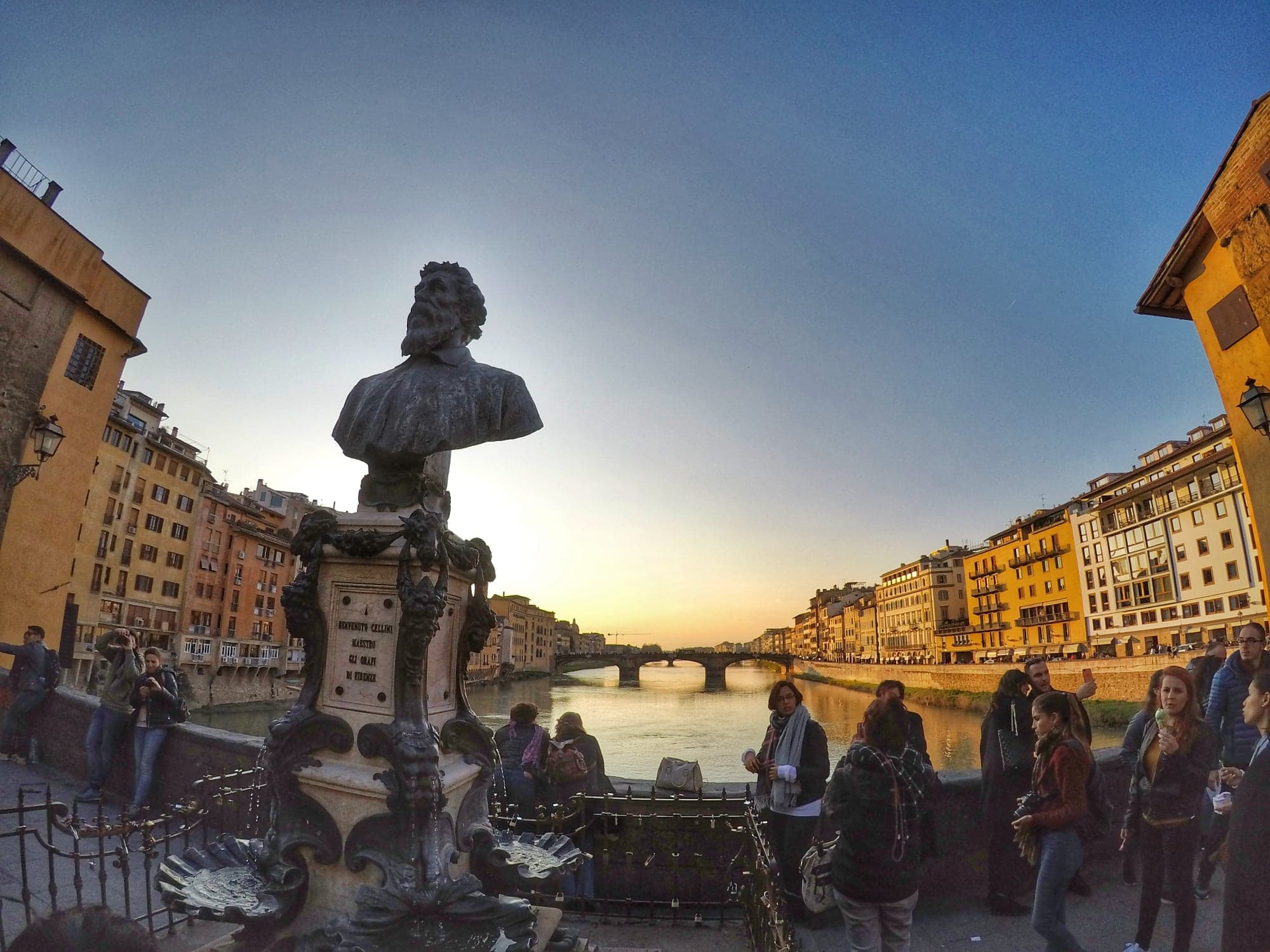 things to do in Florence in 2 days - Ponte Vecchio
