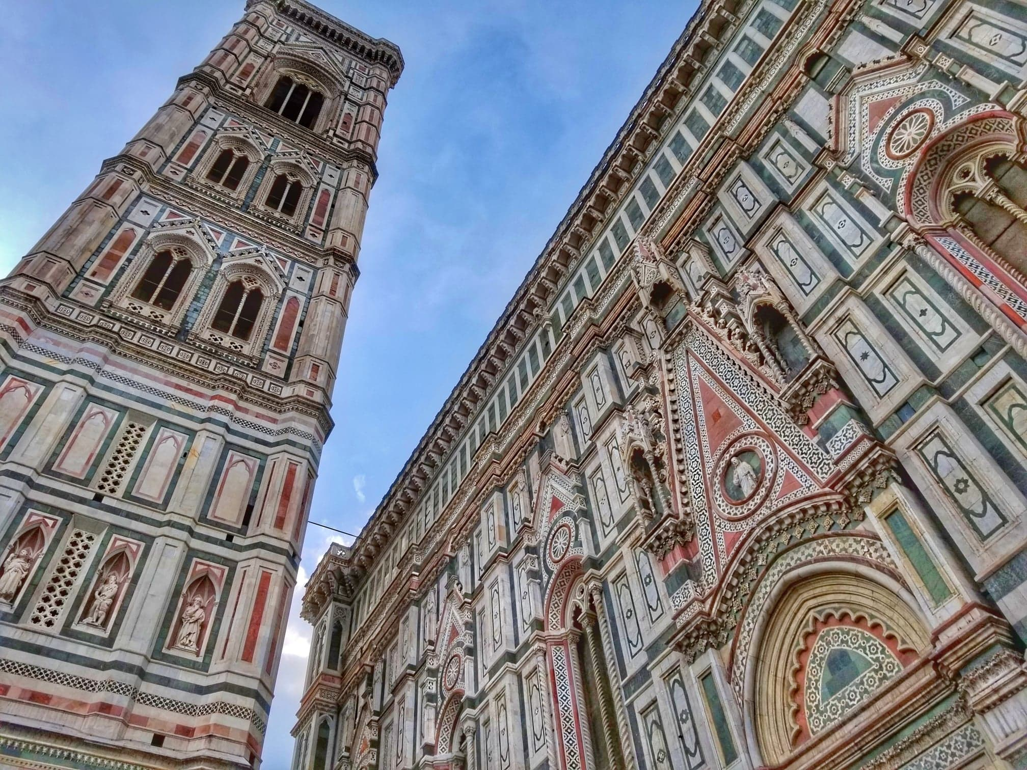 top 10 things to do in Florence - Campanile