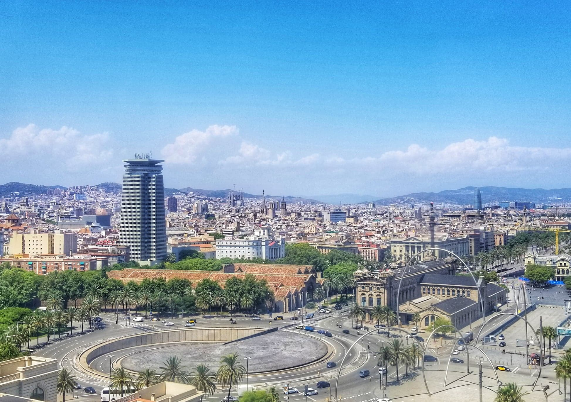 Barcelona Guide and Tips - Teleferic views