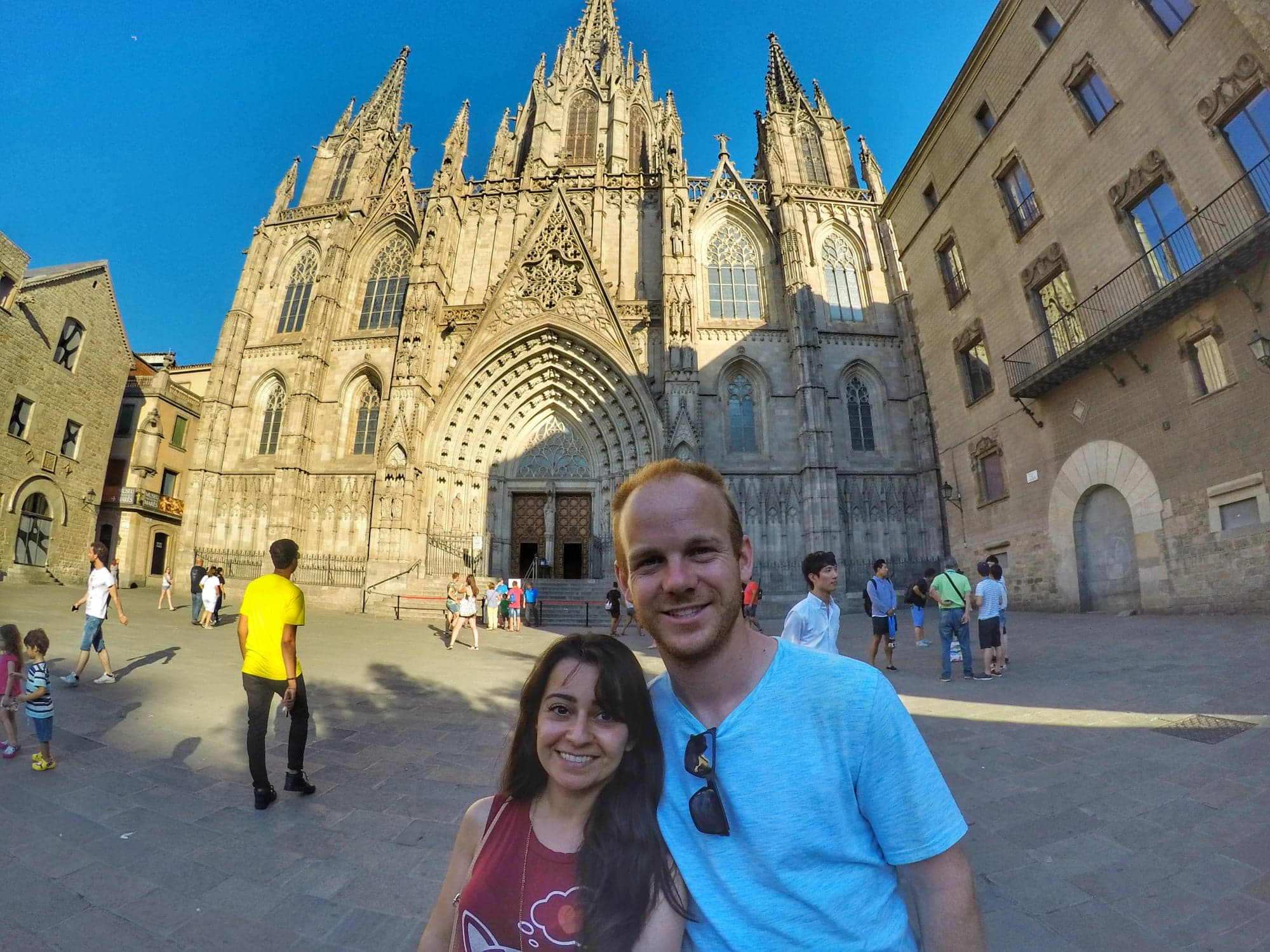 Barcelona itinerary 3 days - Barcelona Cathedral