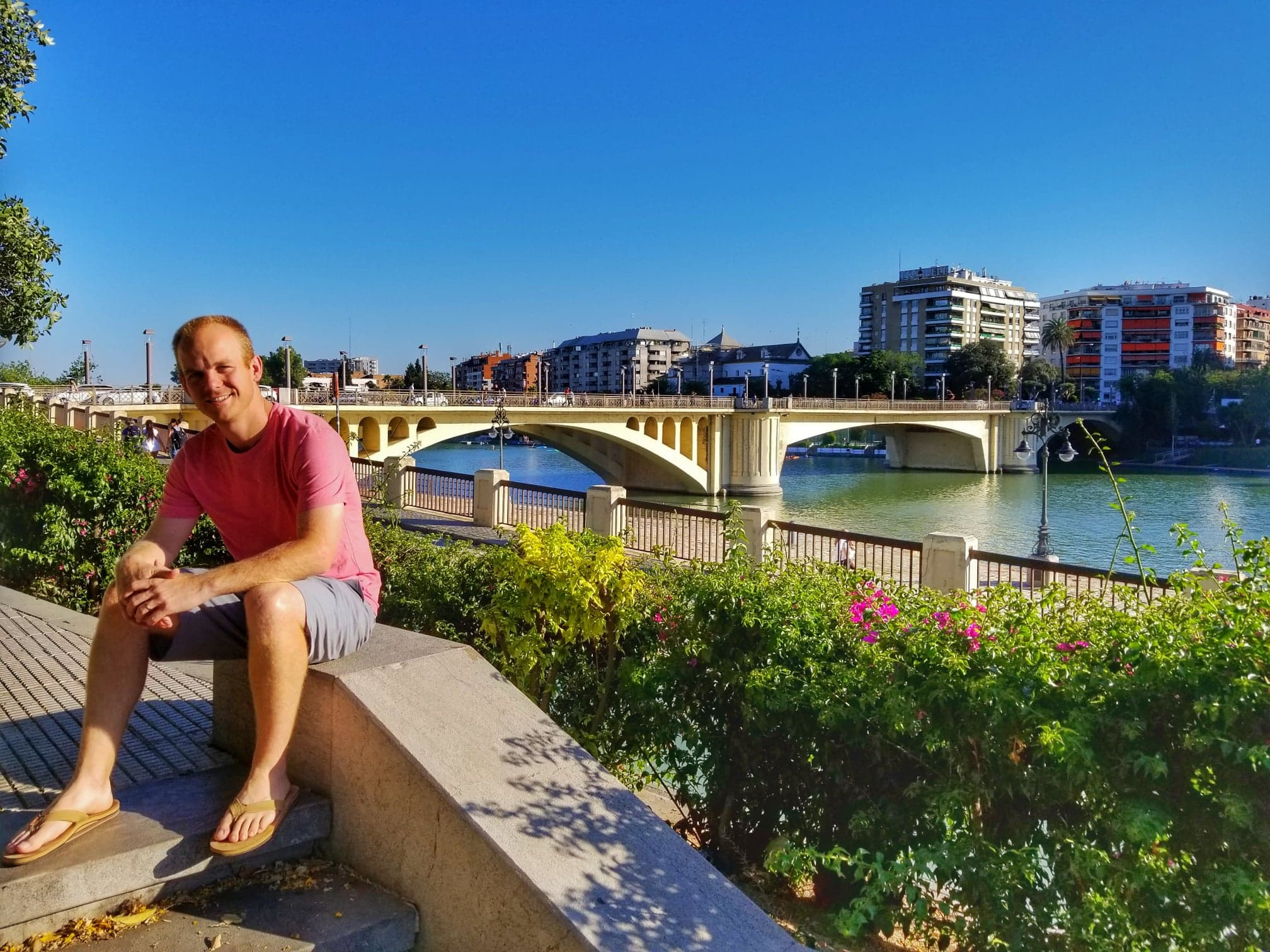 how many days in Seville - Riverfront