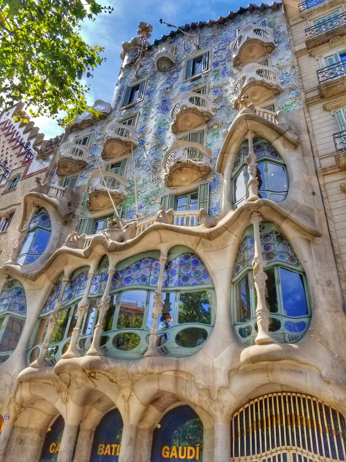 what to do in Barcelona for 3 days - Casa Batlló
