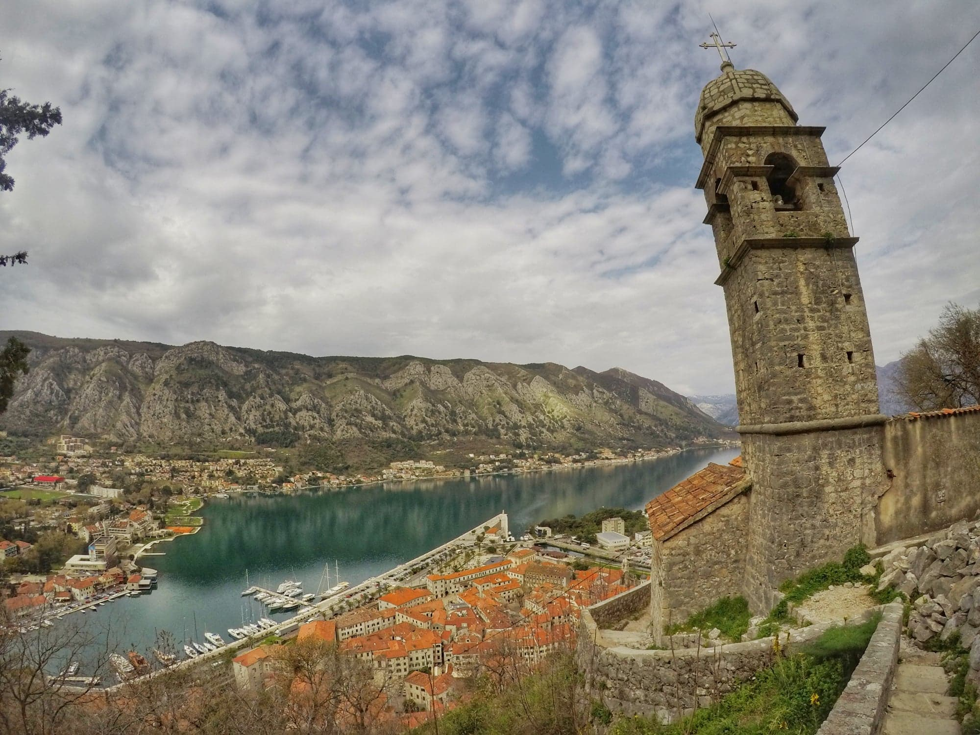 what to do in Kotor - Church of Our Lady of Remedy