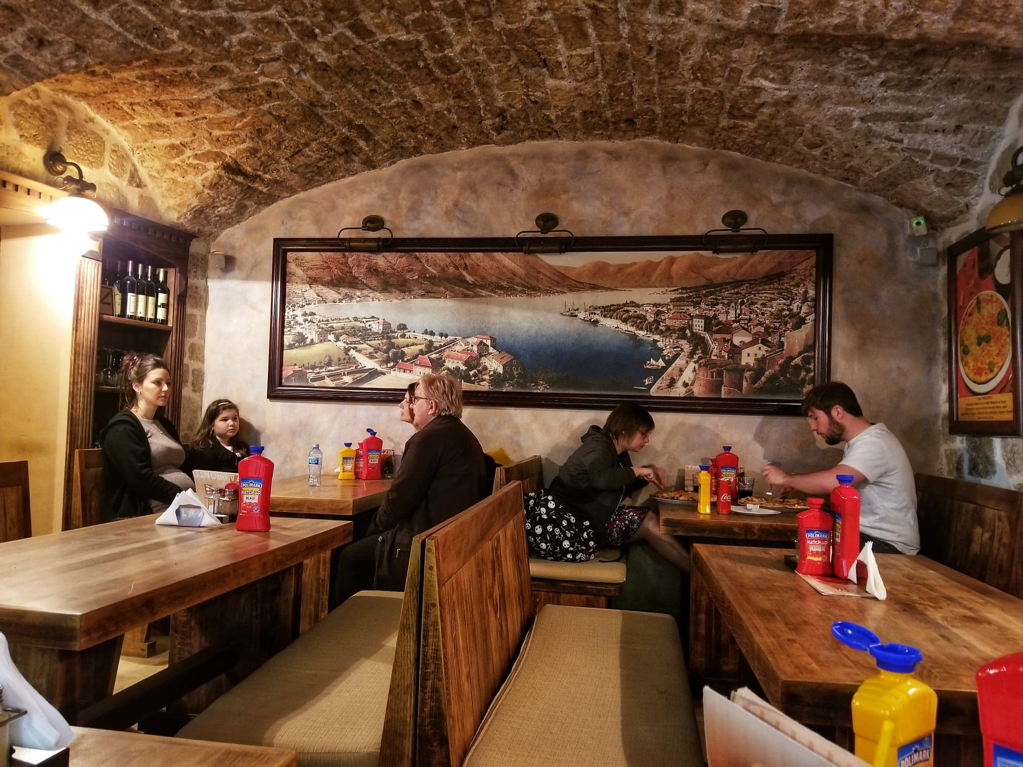 where to eat in Kotor Montenegro