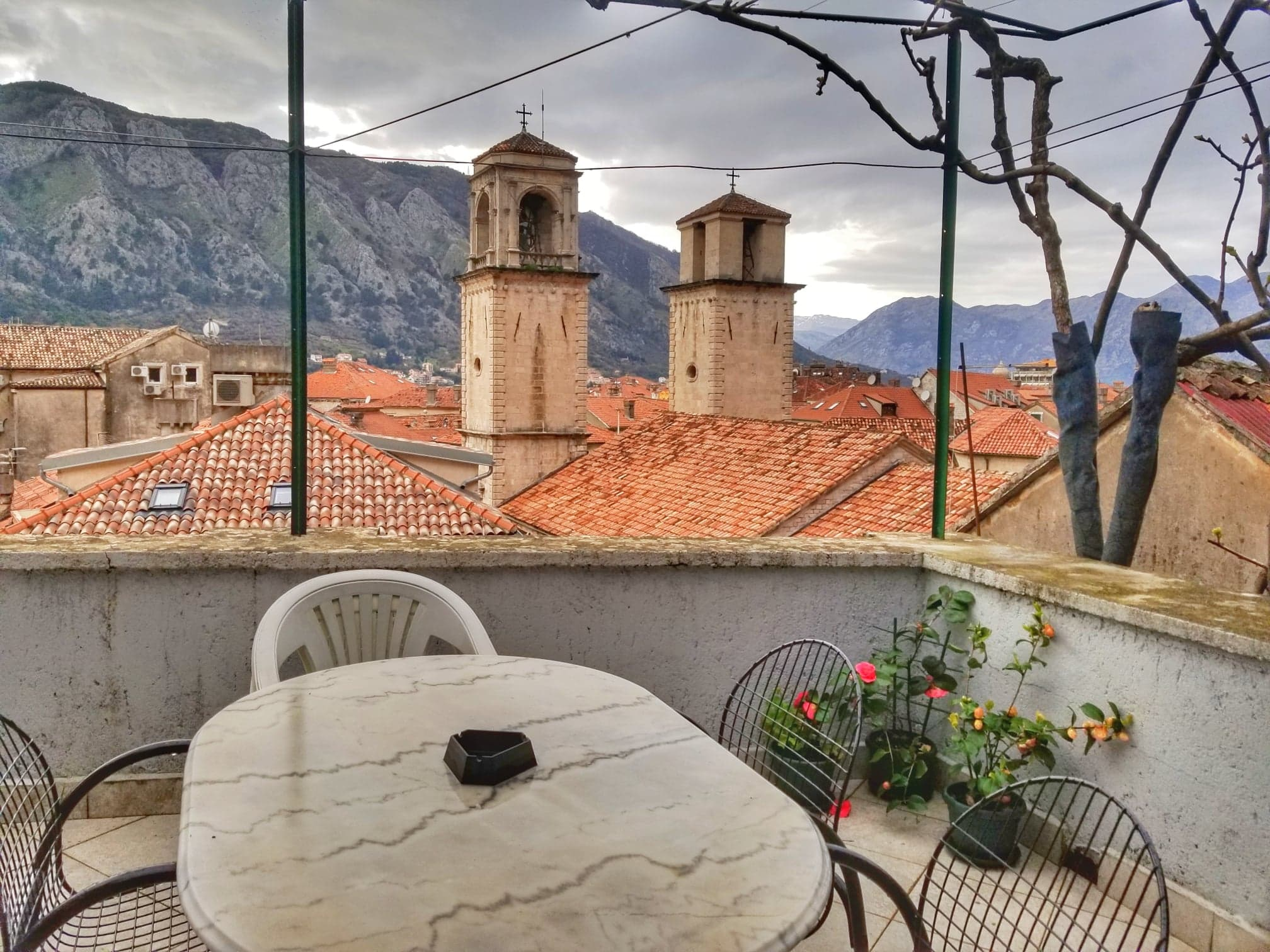 where to stay in Kotor