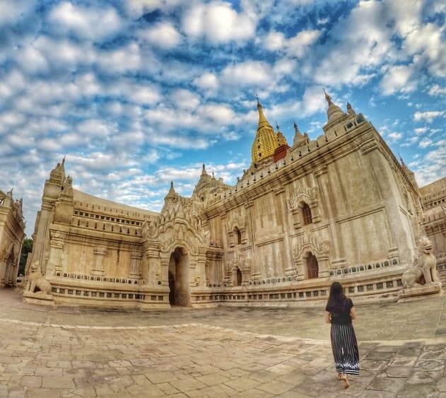 Ananda Paya - Temples of Bagan