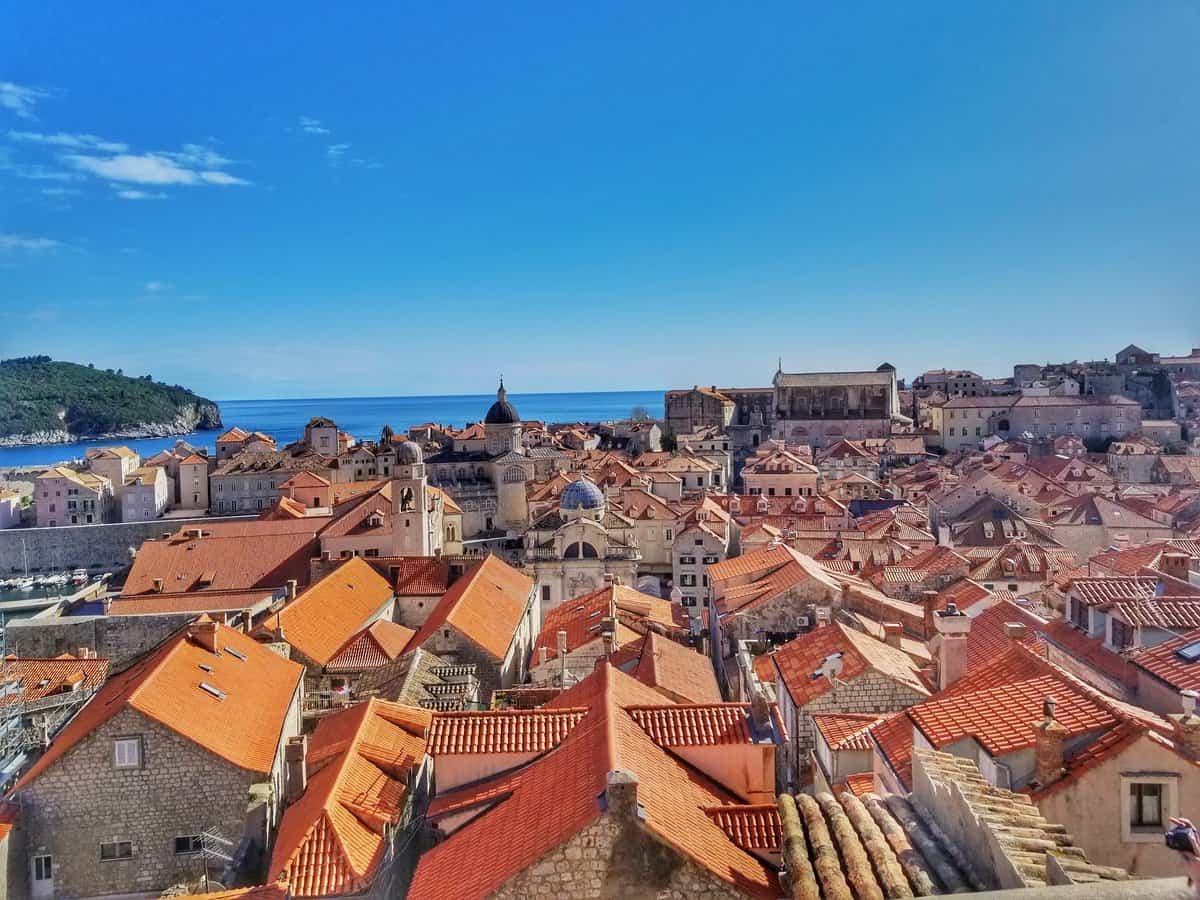 Dubrovnik Croatia - visit one day