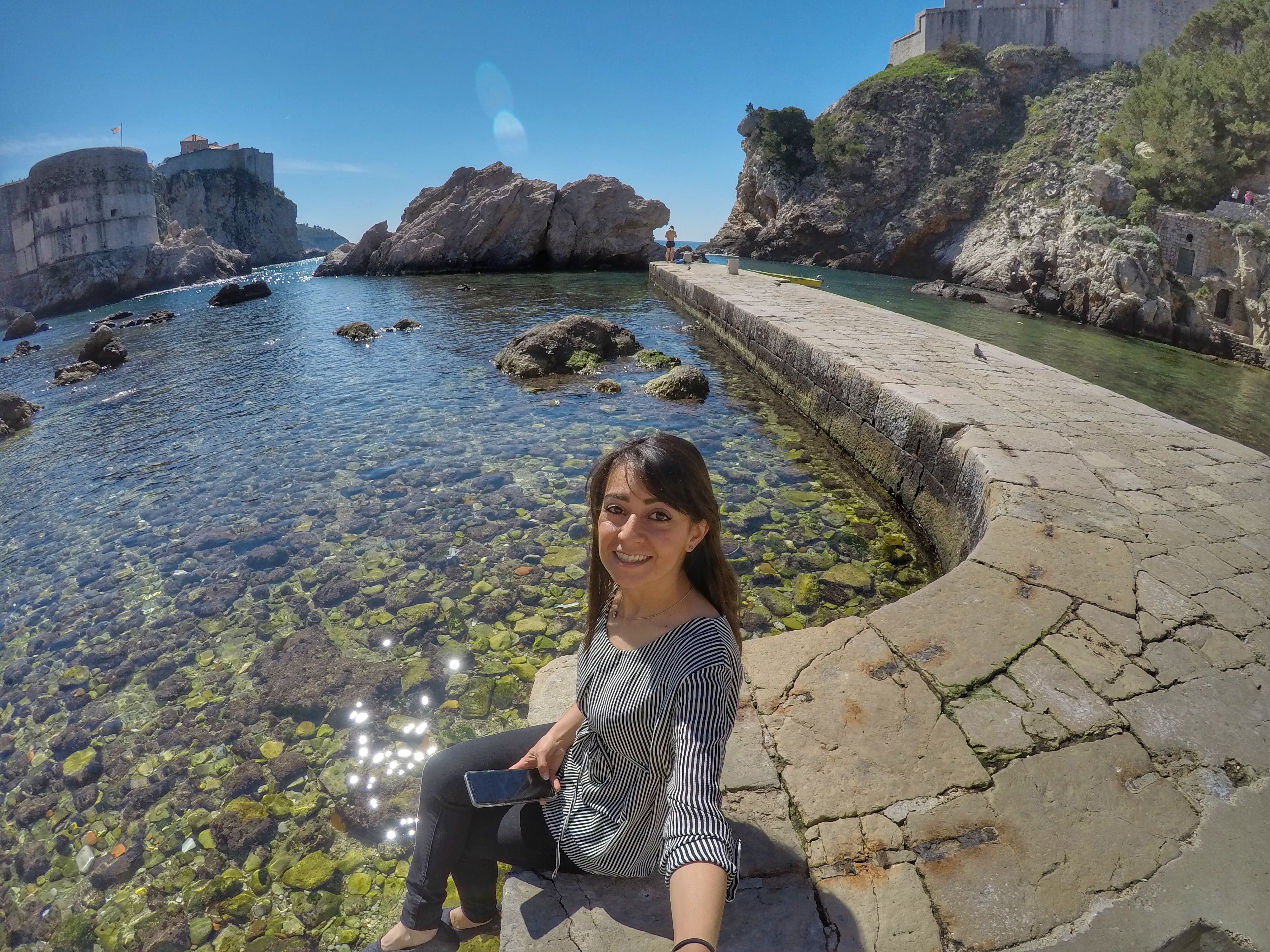Dubrovnik West Harbour - Itinerary For One Day