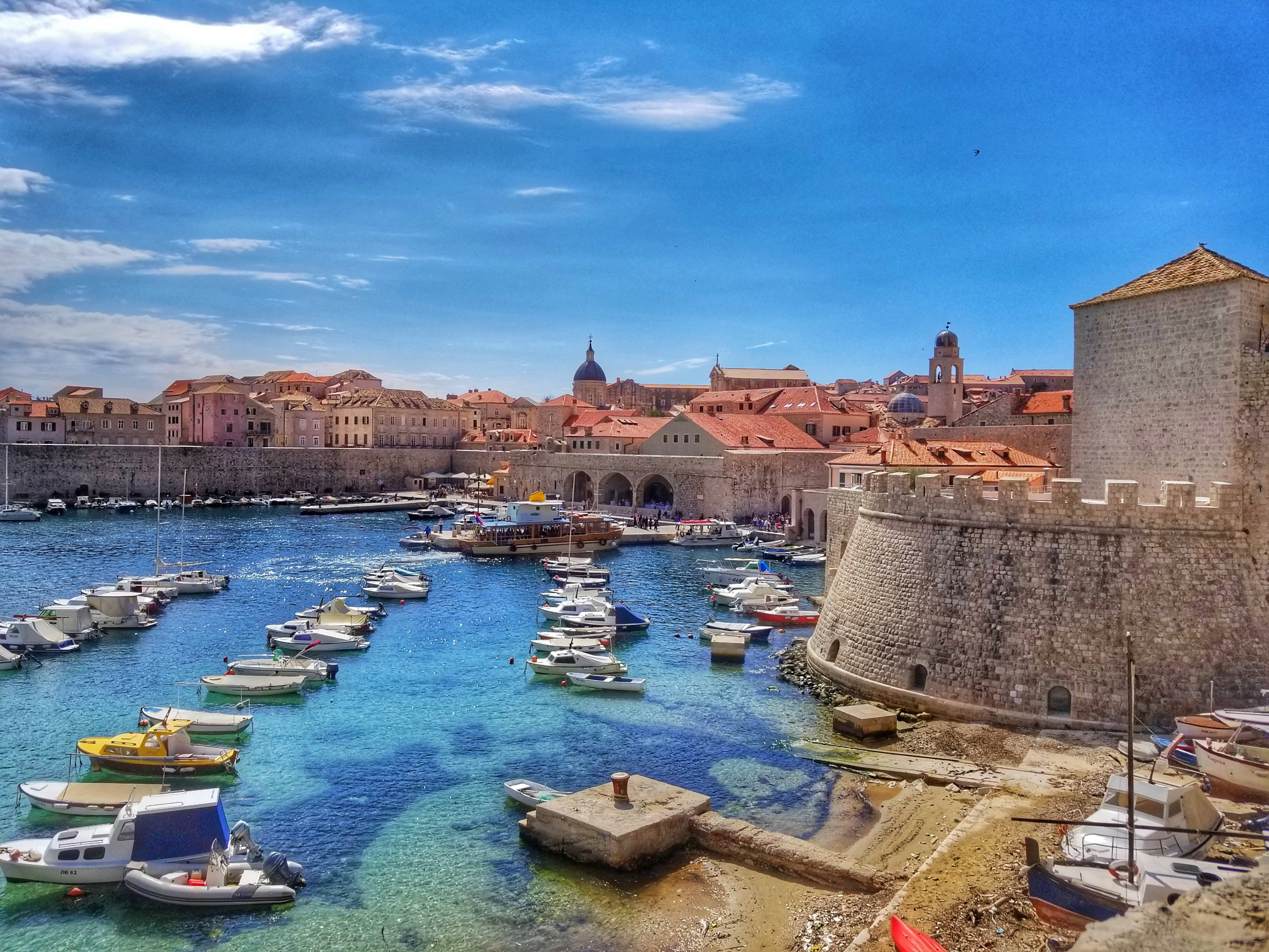 Dubrovnik things to do - Old Port