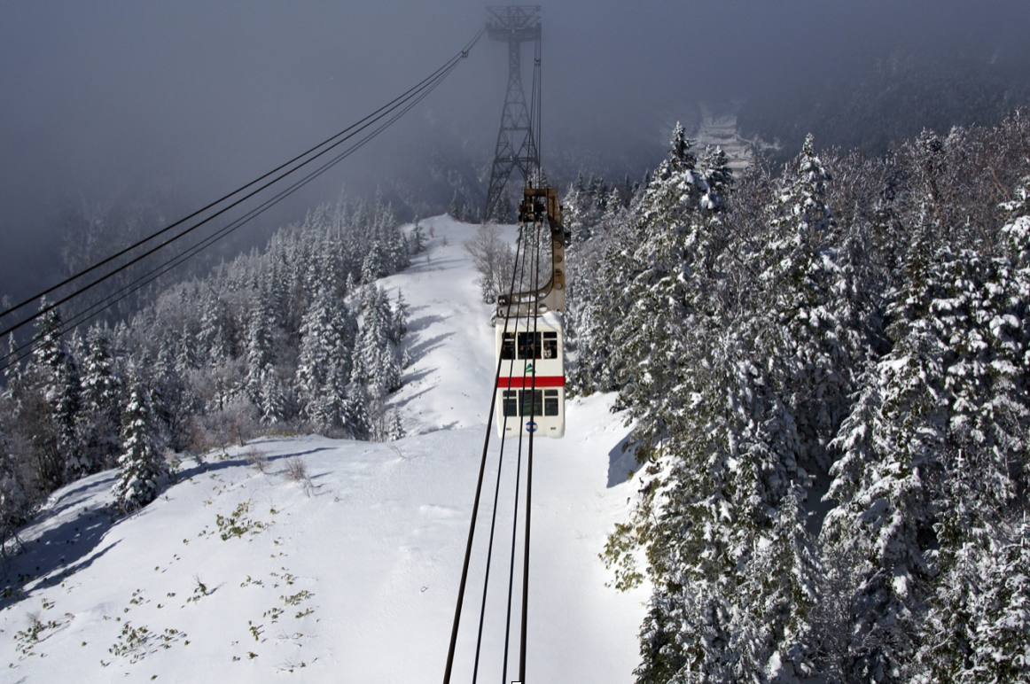 Japan in Winter - Visit Shinhotaka Ropeway