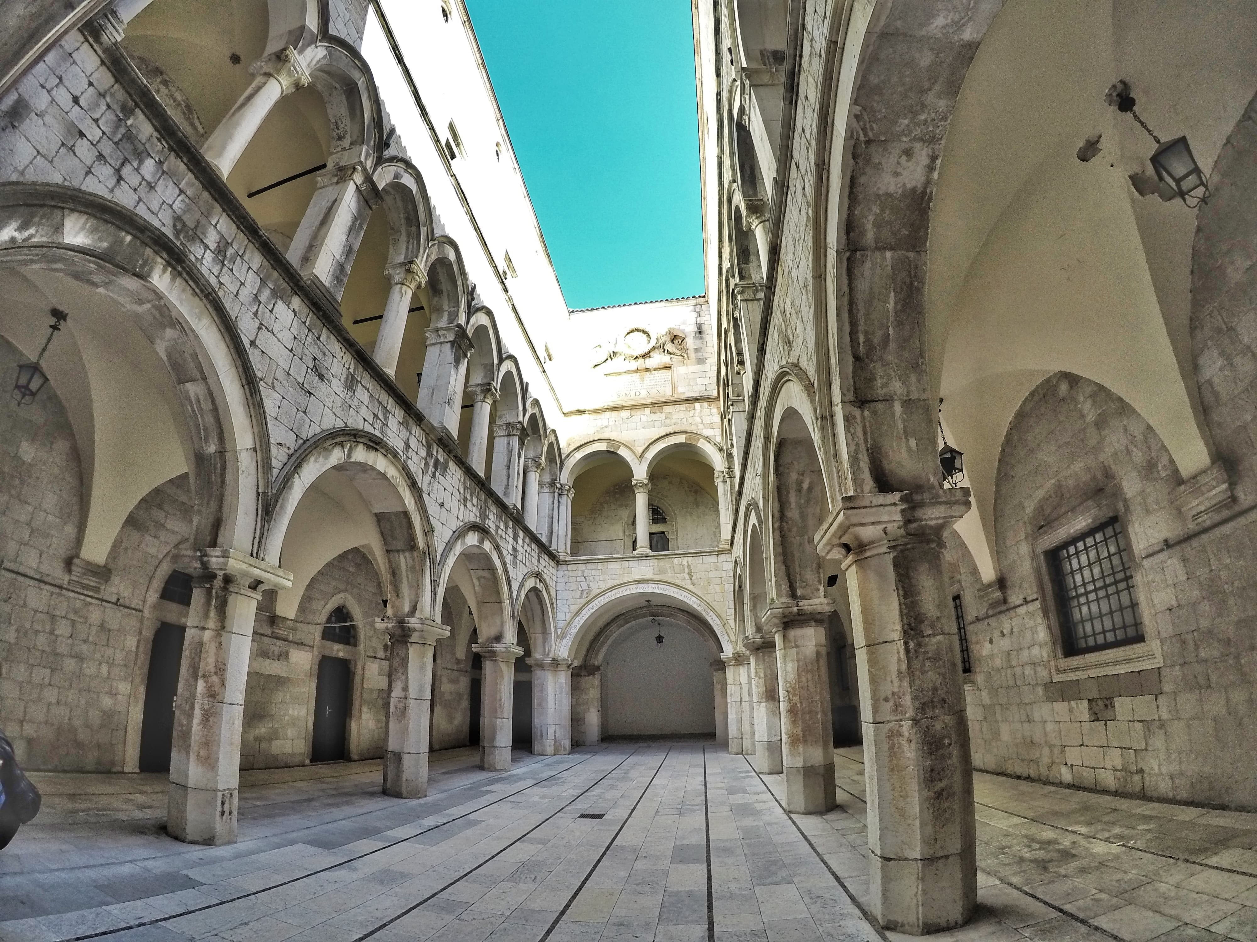 Sponza Palace - Top Things To Do In Dubrovnik in a day