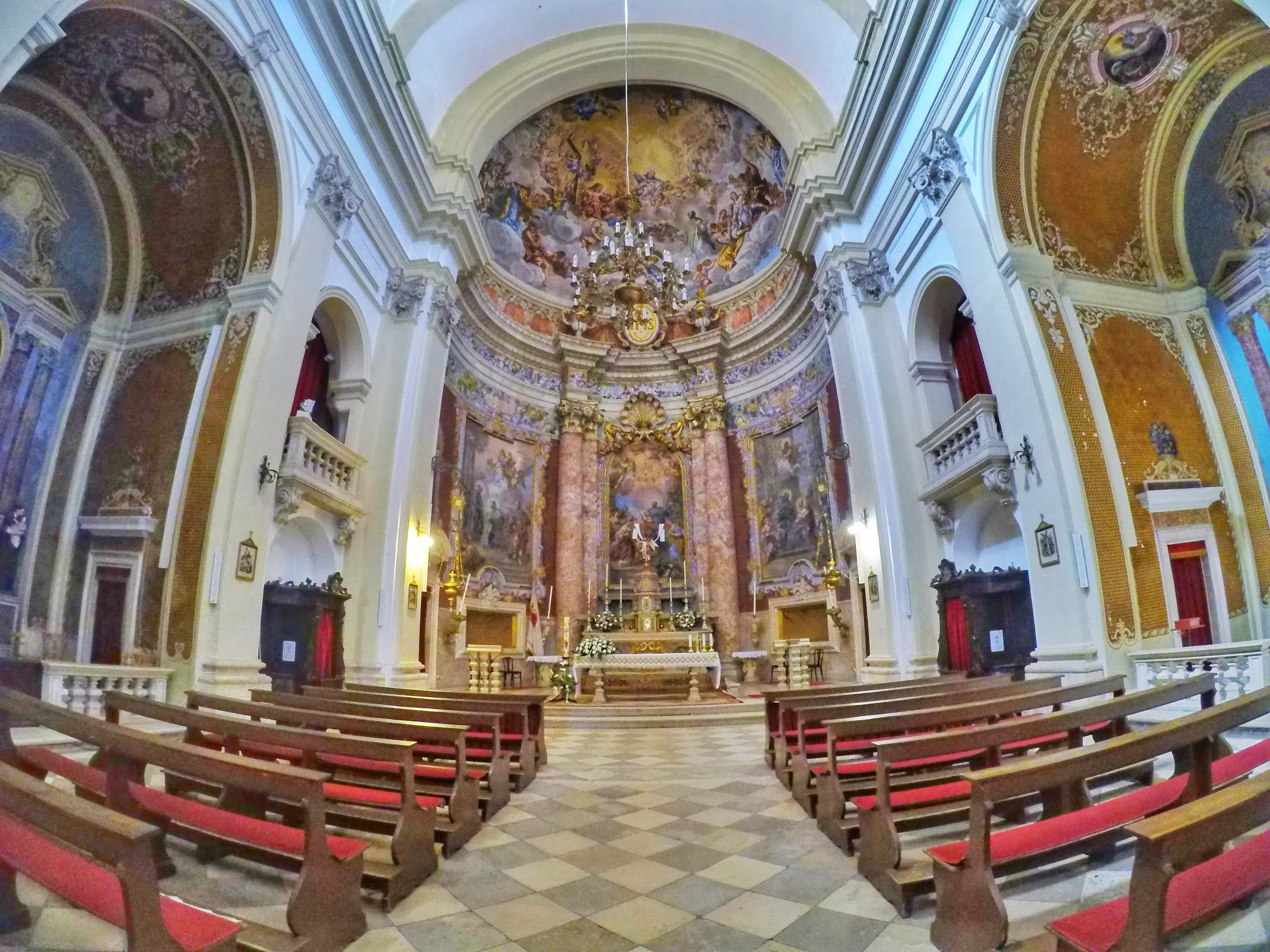 St. Ignatius Church - Dubrovnik Itinerary
