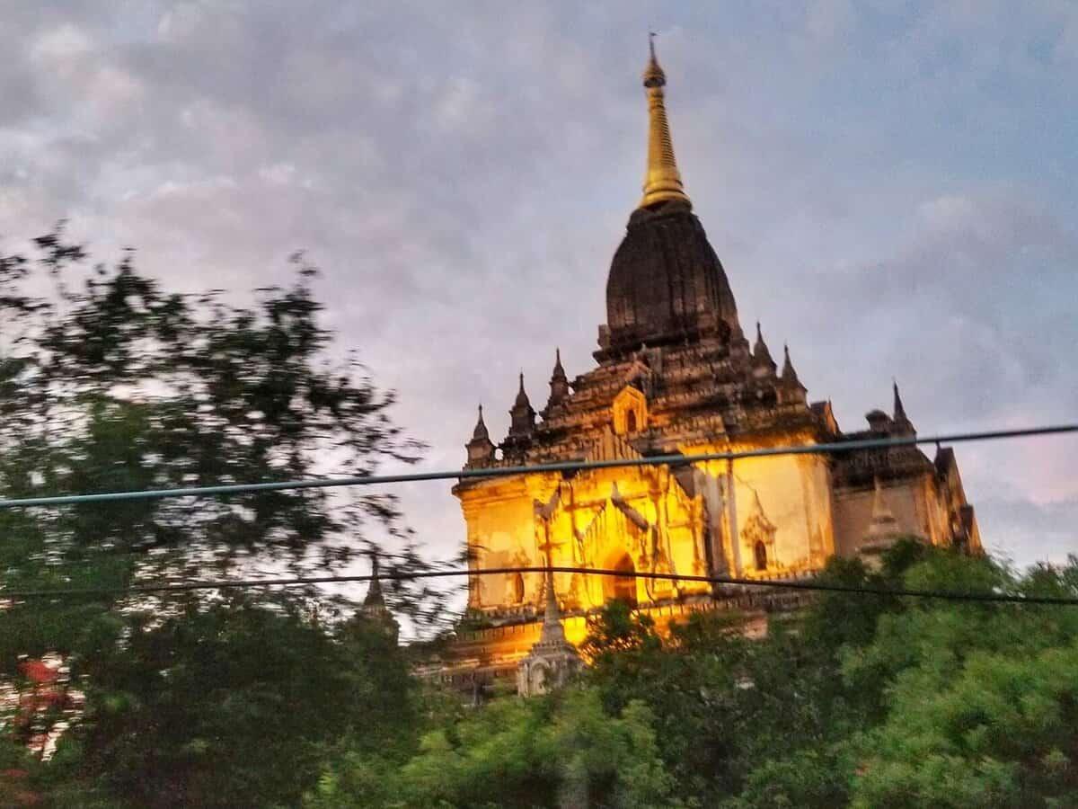 Tallest Bagan Temple - Thatbyinnyu