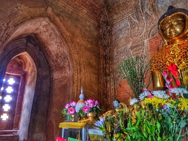 Temples of Bagan Burma
