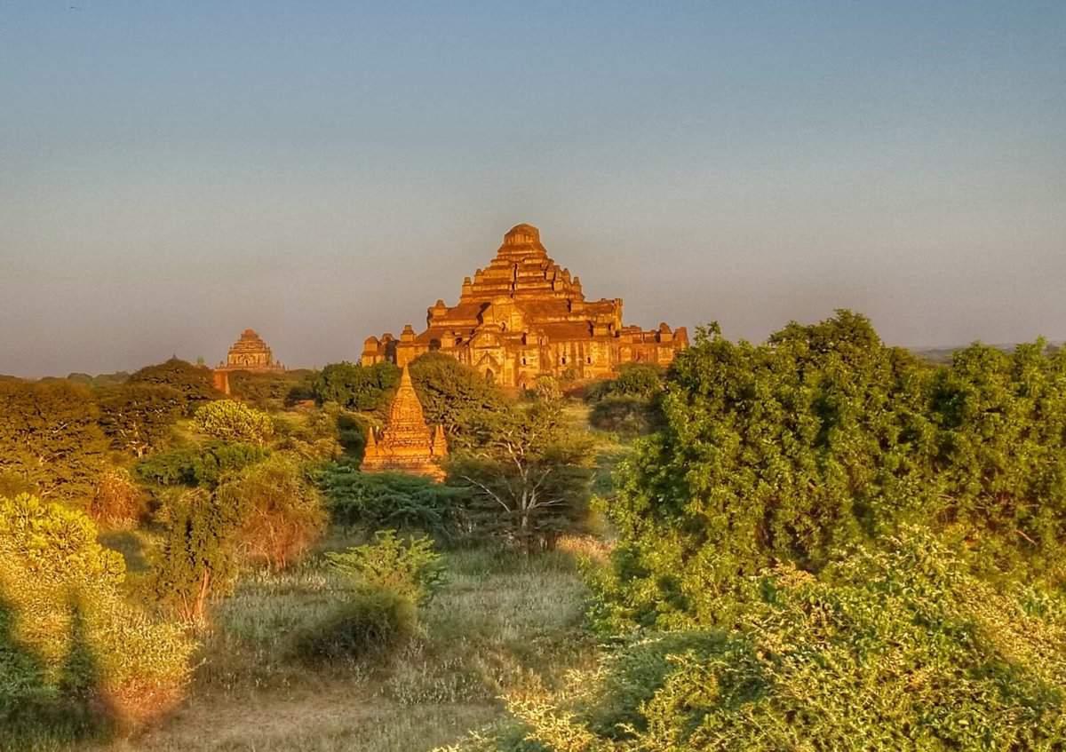Temples of Bagan - Dhammayangyi