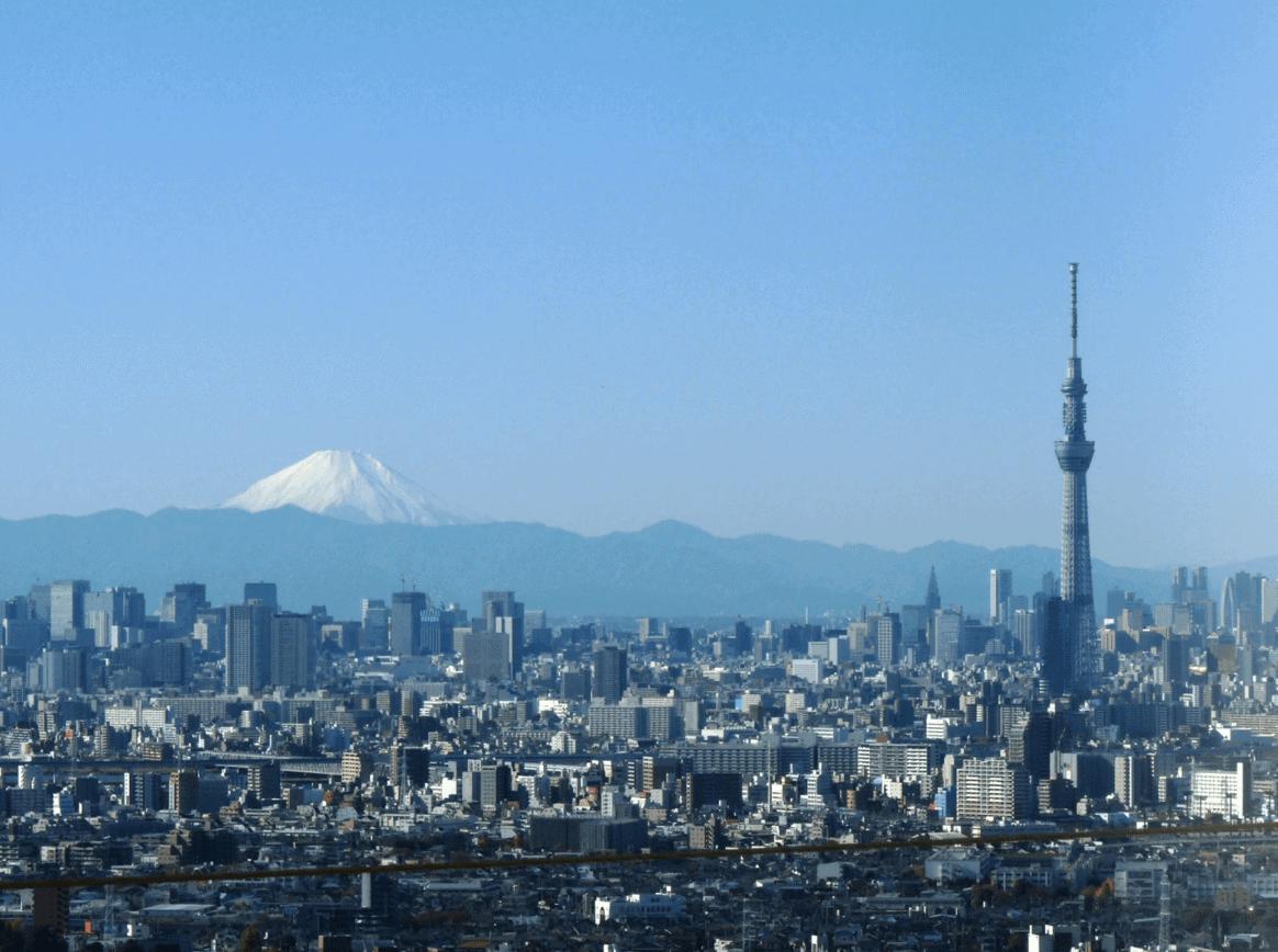 Visiting Japan in winter - Tokyo