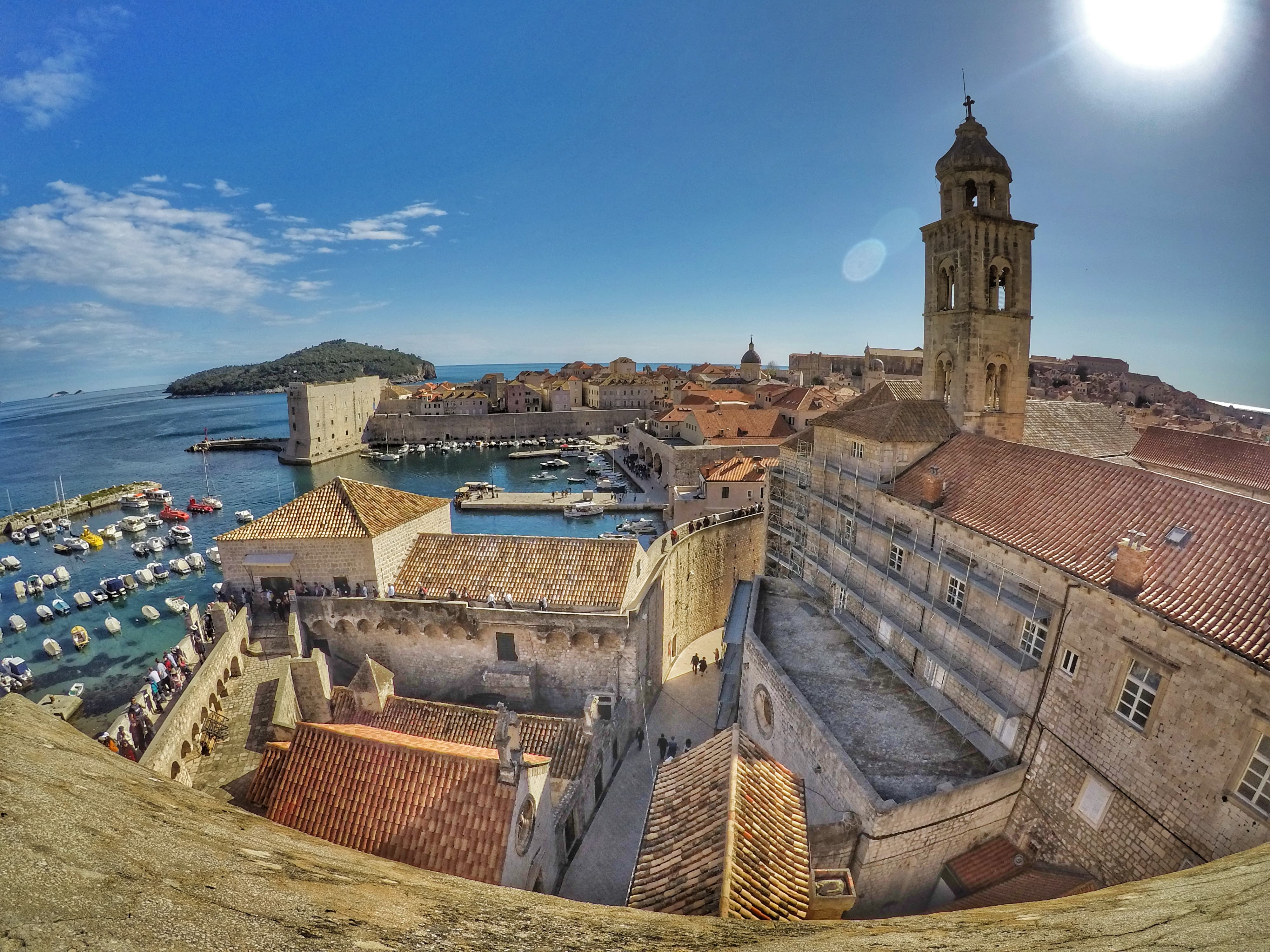 one day in Dubrovnik - City Walls