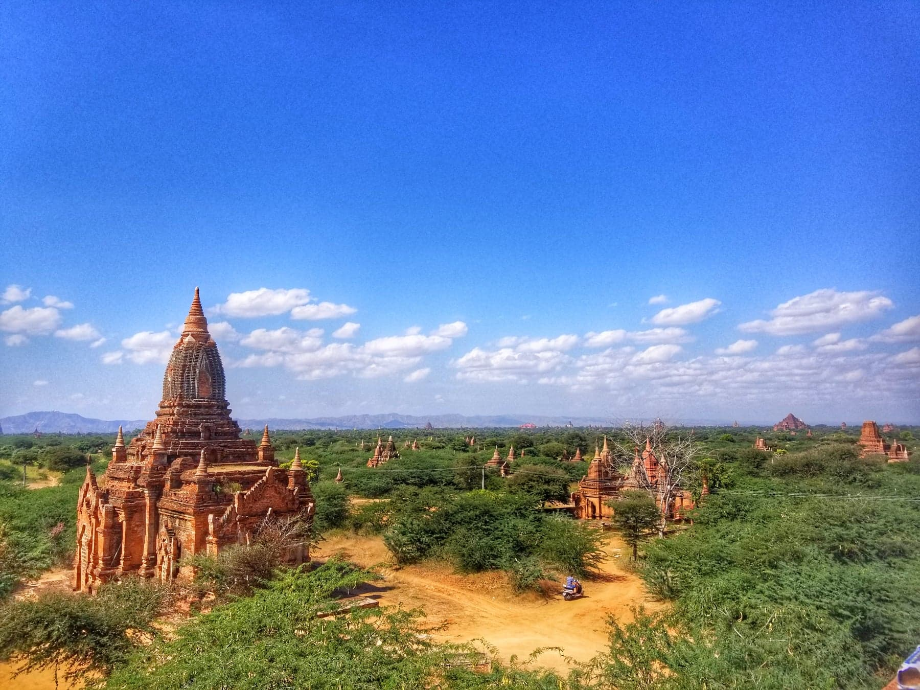 temples of Bagan - best views