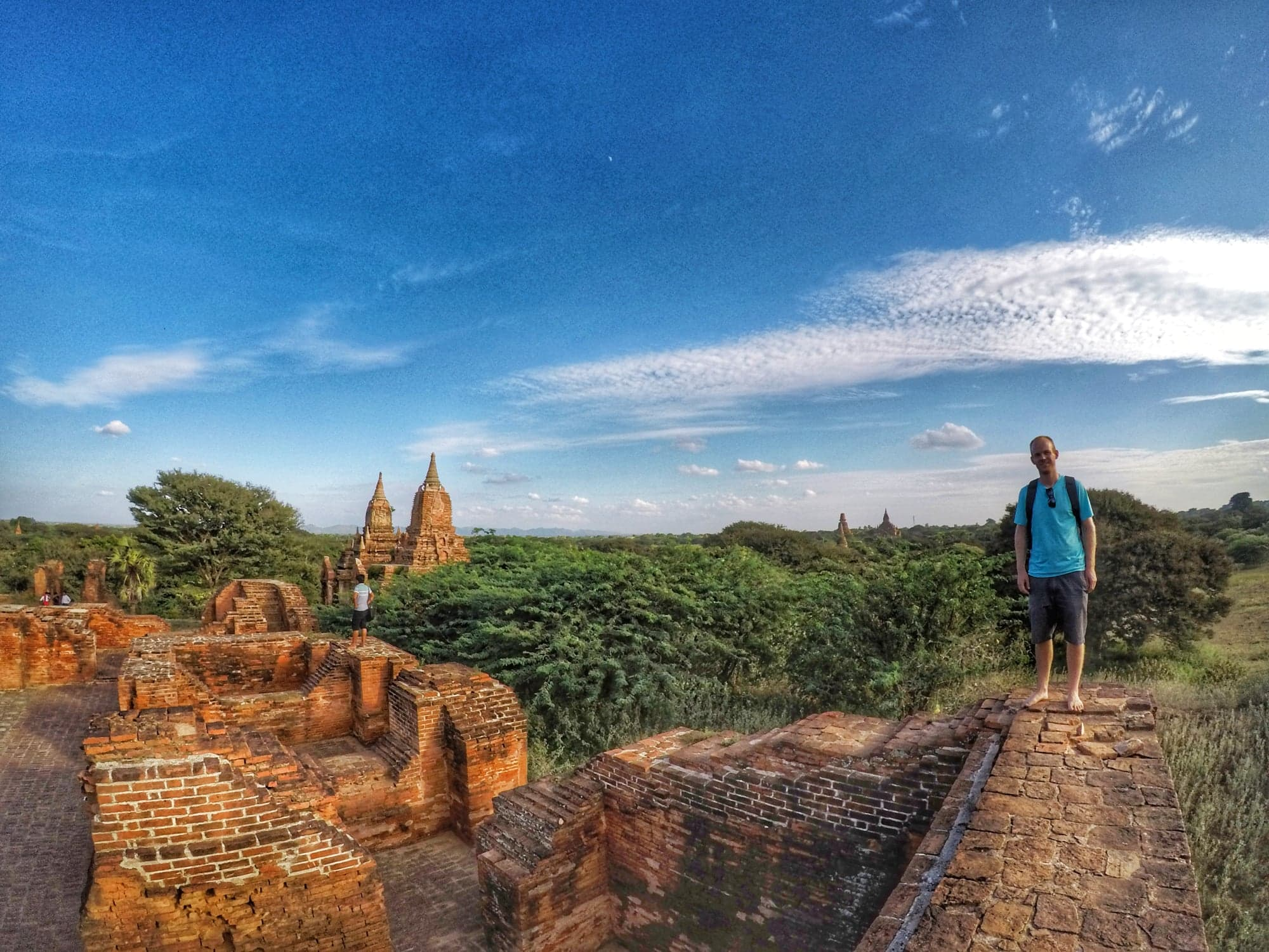 Bagan Travel Advice