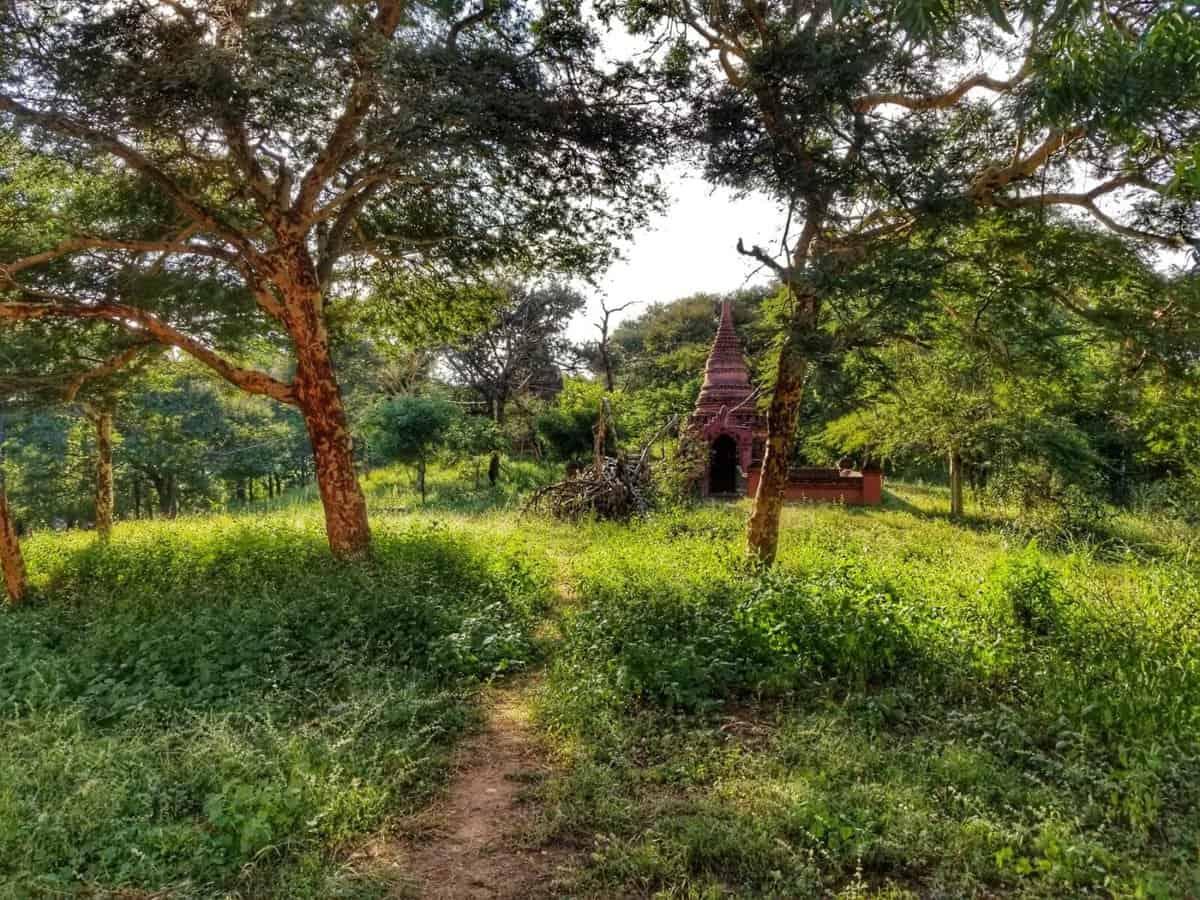 How to visit Bagan