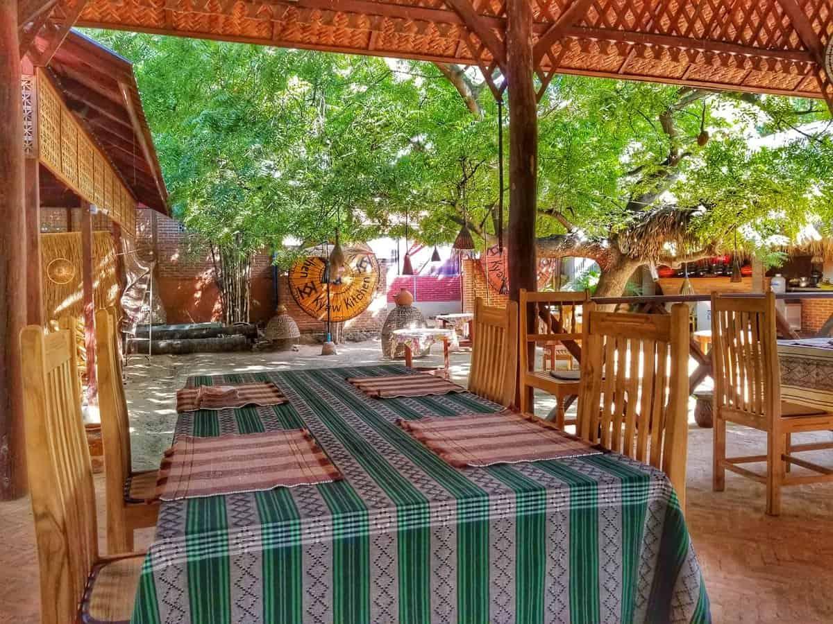 New Bagan restaurant
