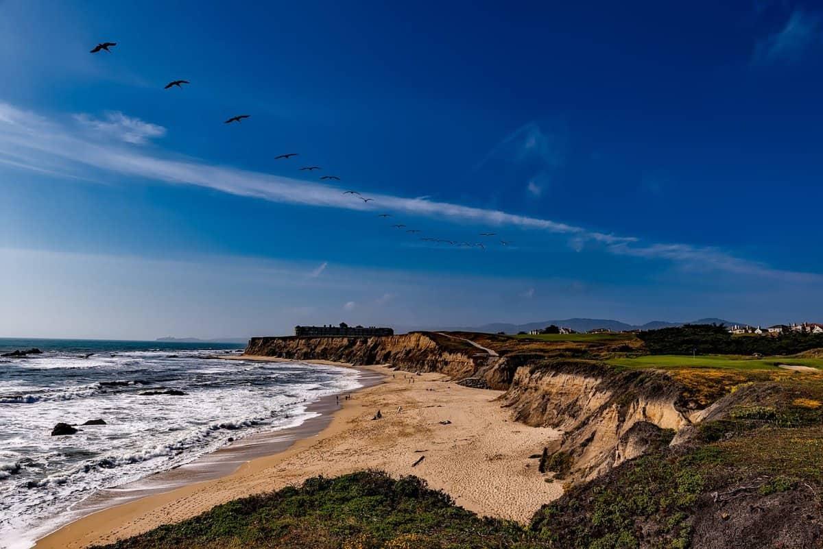 Romantic Getaways Norther California - Halfmoon Bay