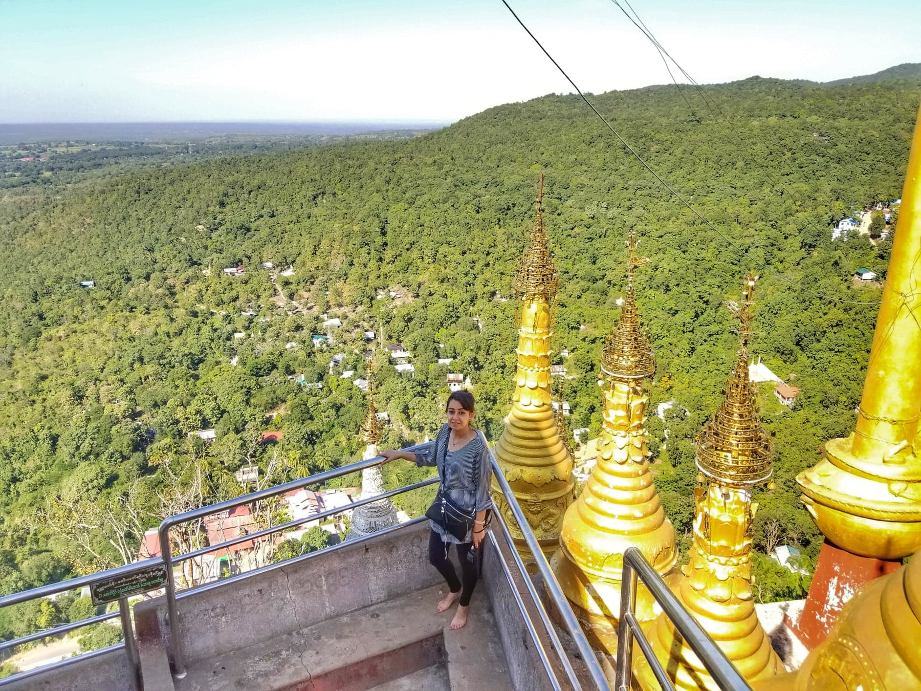 What To Do Bagan - Mount Popa Day Trip