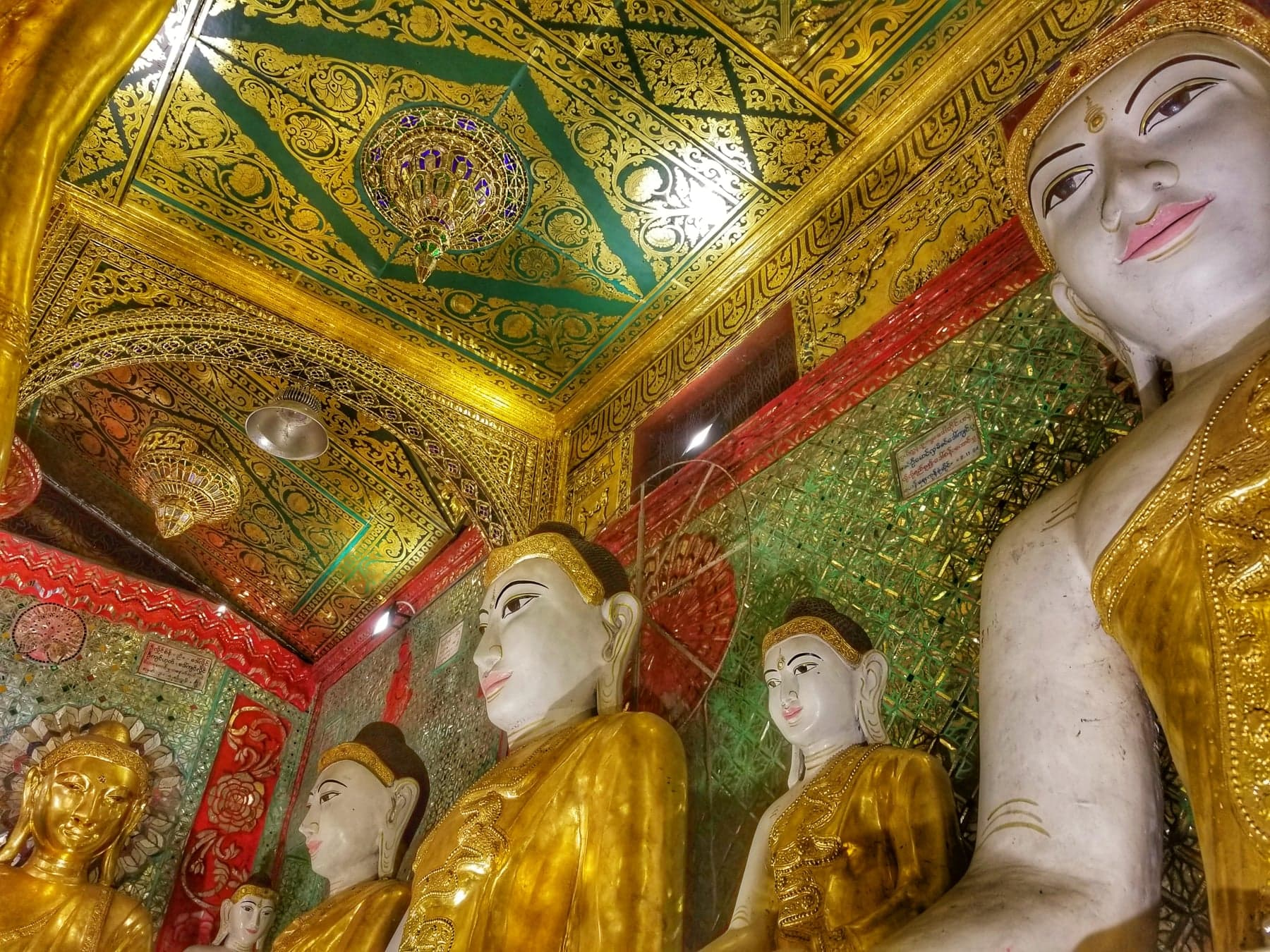 Yangon Things To Do - explore Shwedegon Pagoda