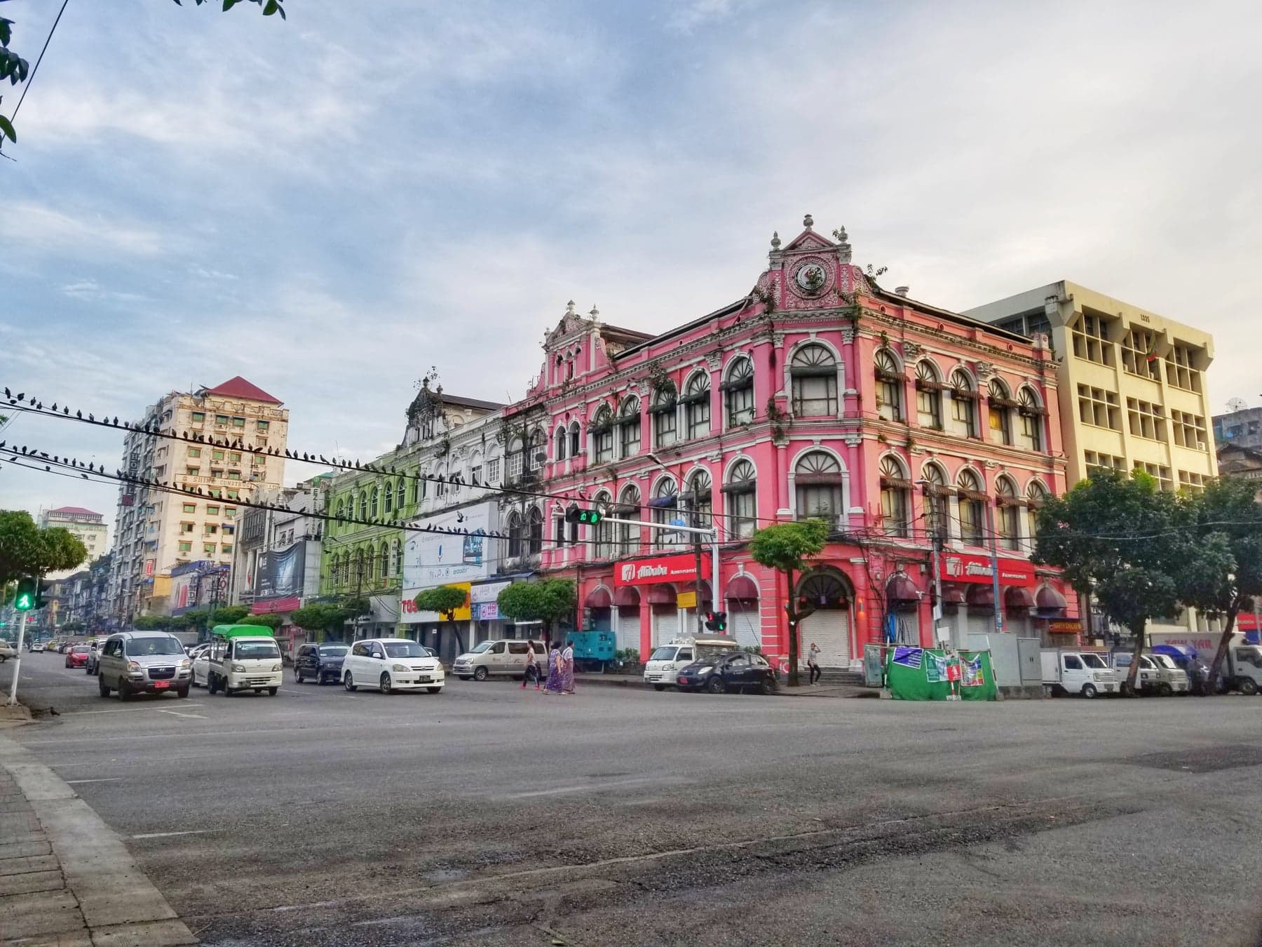 Yangon Things To Do - see Colonial Architecture