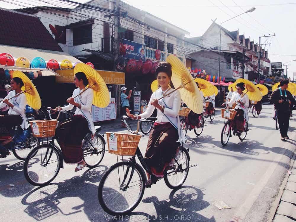 Chiang Mai Day Trips - Bo Sang